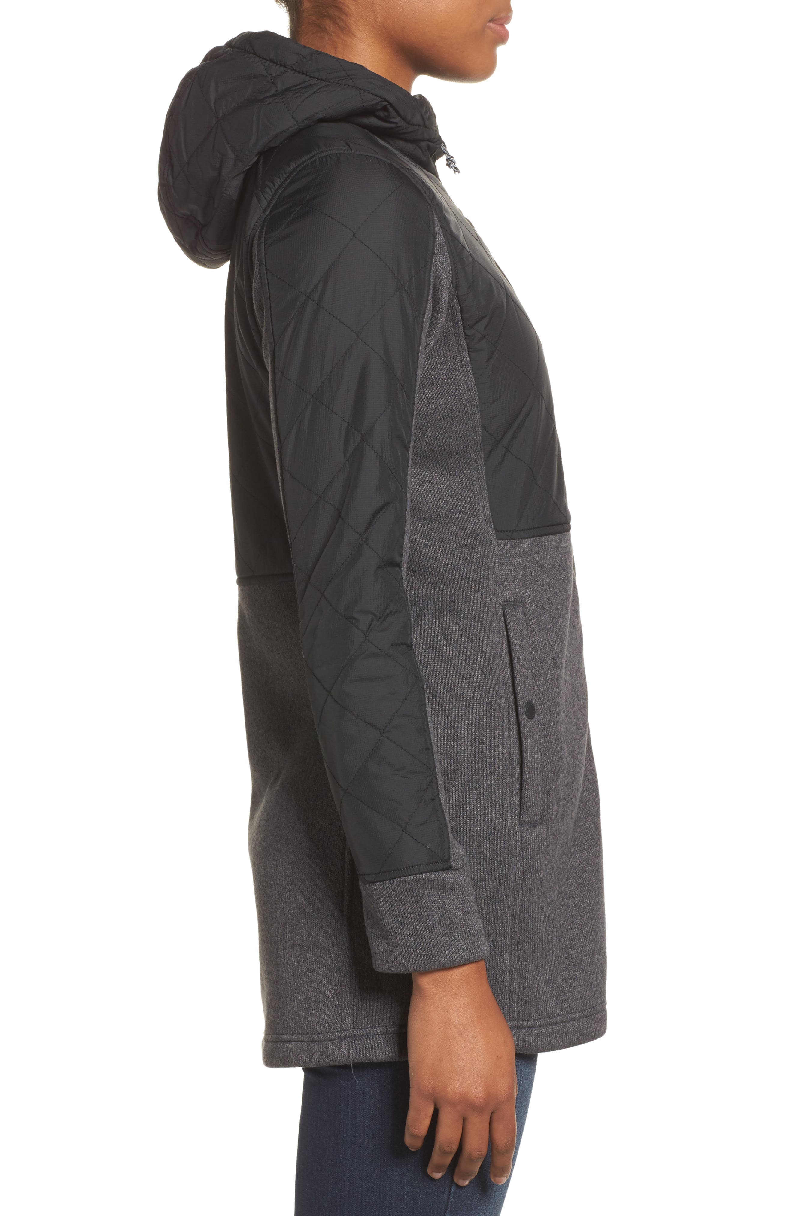 Alternate Image 3  - Burton Embry Water Repellent Hooded Jacket