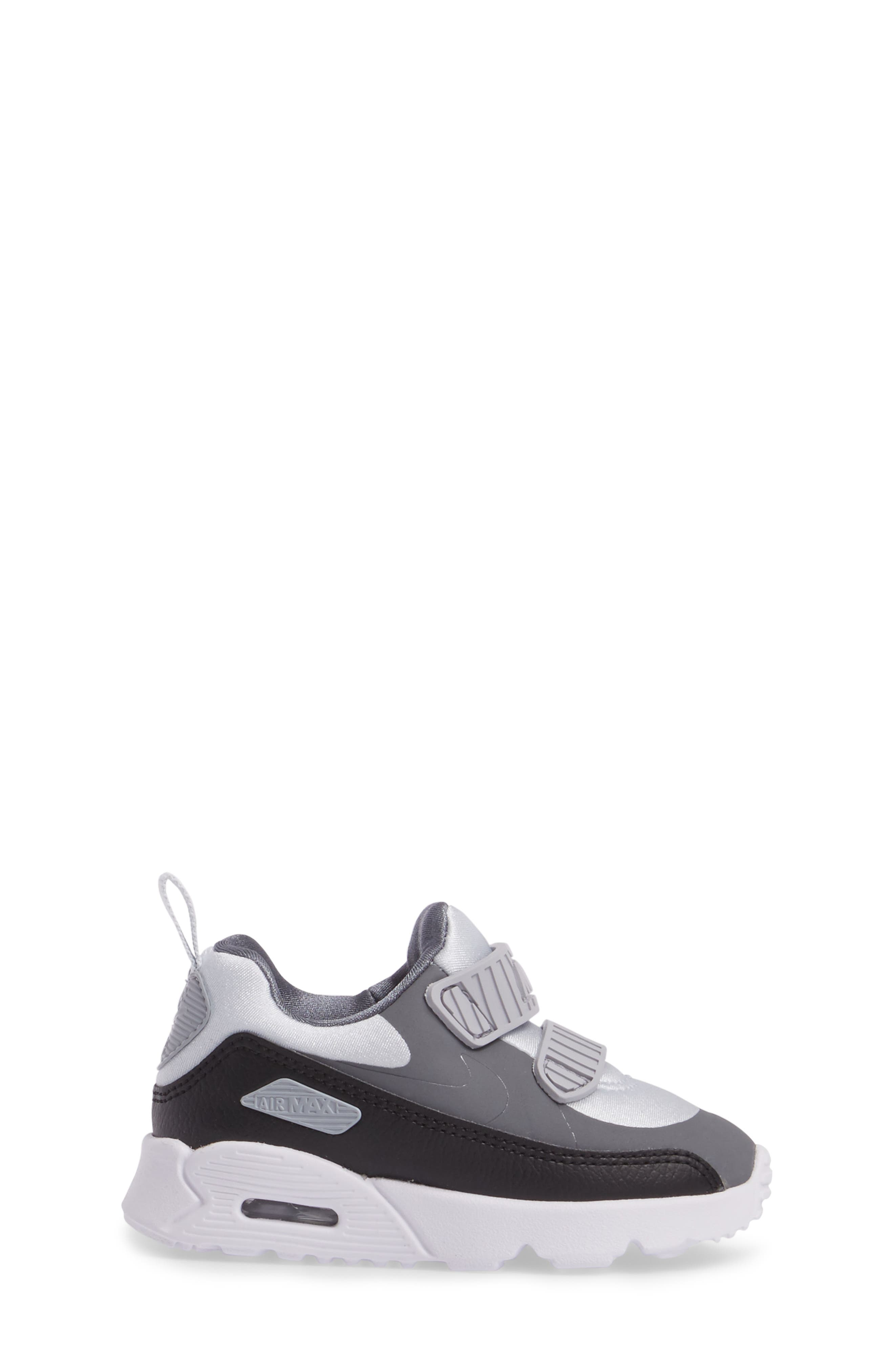 Alternate Image 3  - Nike Air Max Tiny 90 Sneaker (Baby, Walker & Toddler)