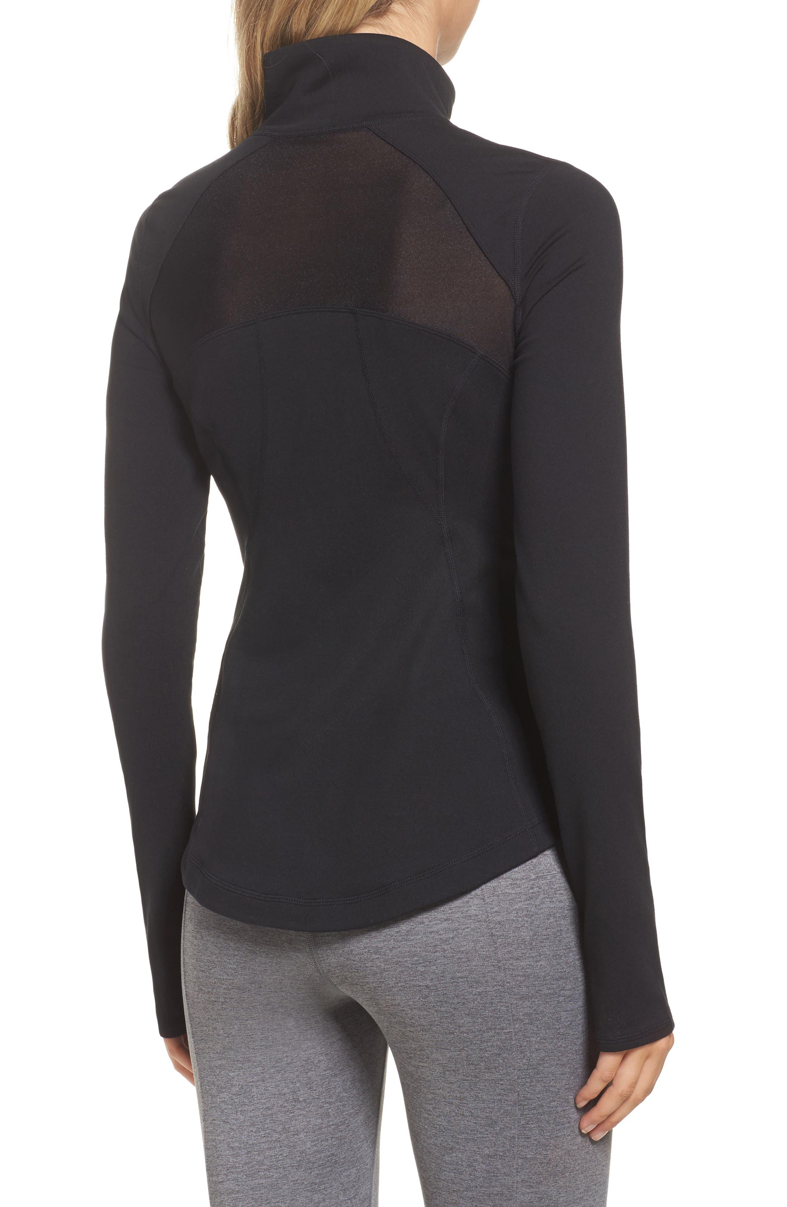 Alternate Image 2  - Zella Defy Zip Jacket