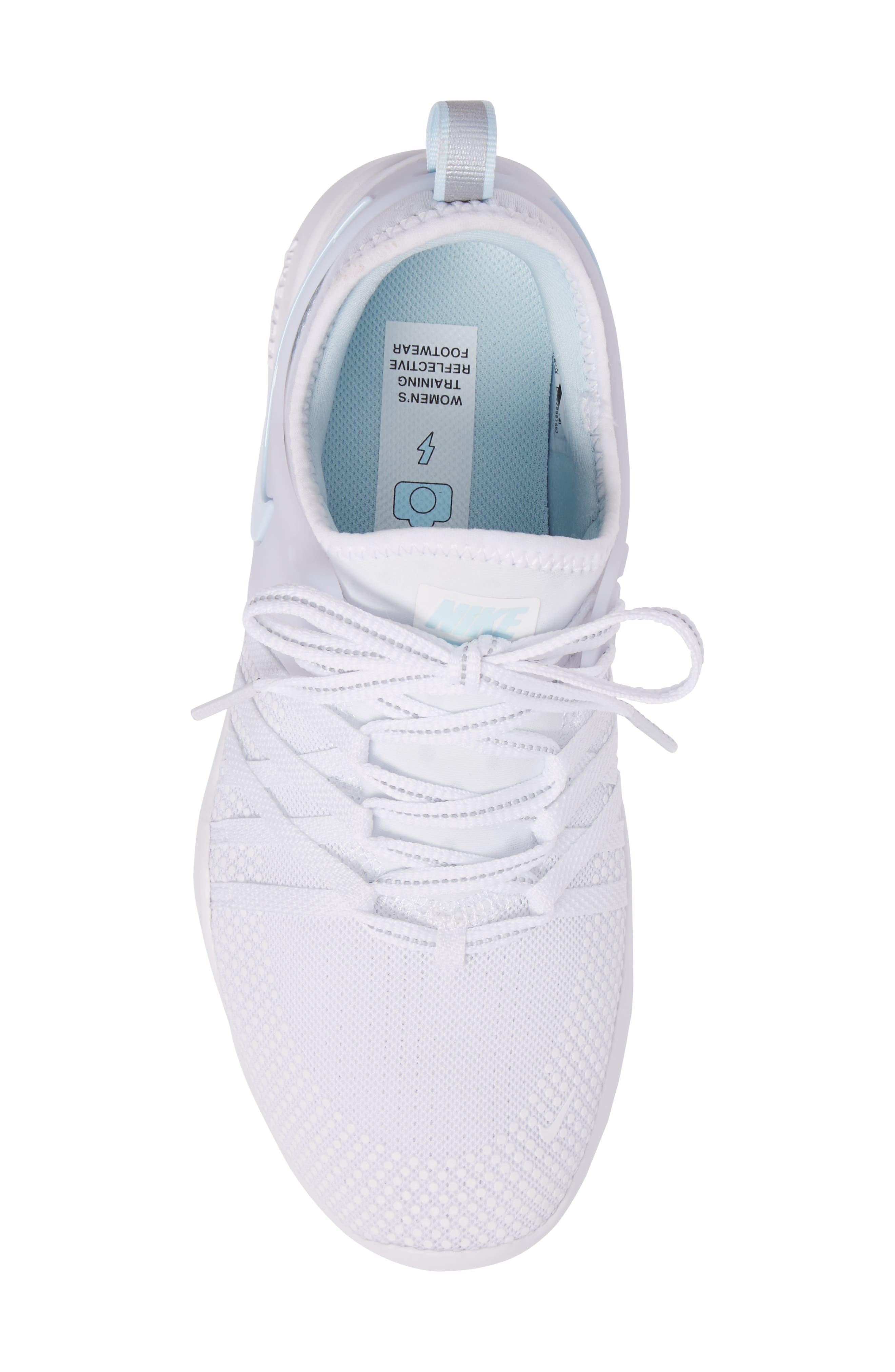 Alternate Image 5  - Nike Free TR 7 Reflect Training Shoe (Women)