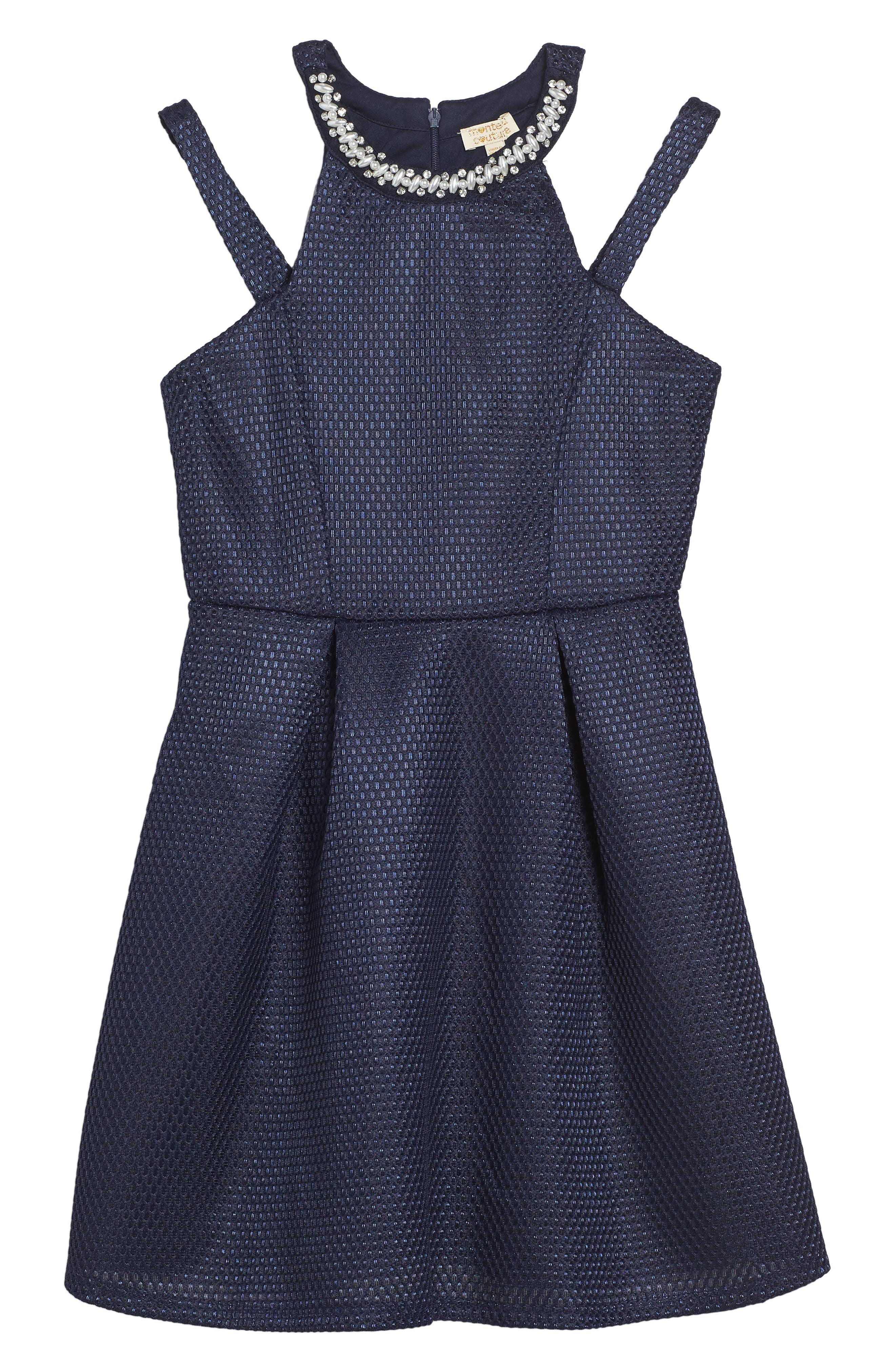Girls\' Monteau Couture Special Occasions Clothing   Nordstrom