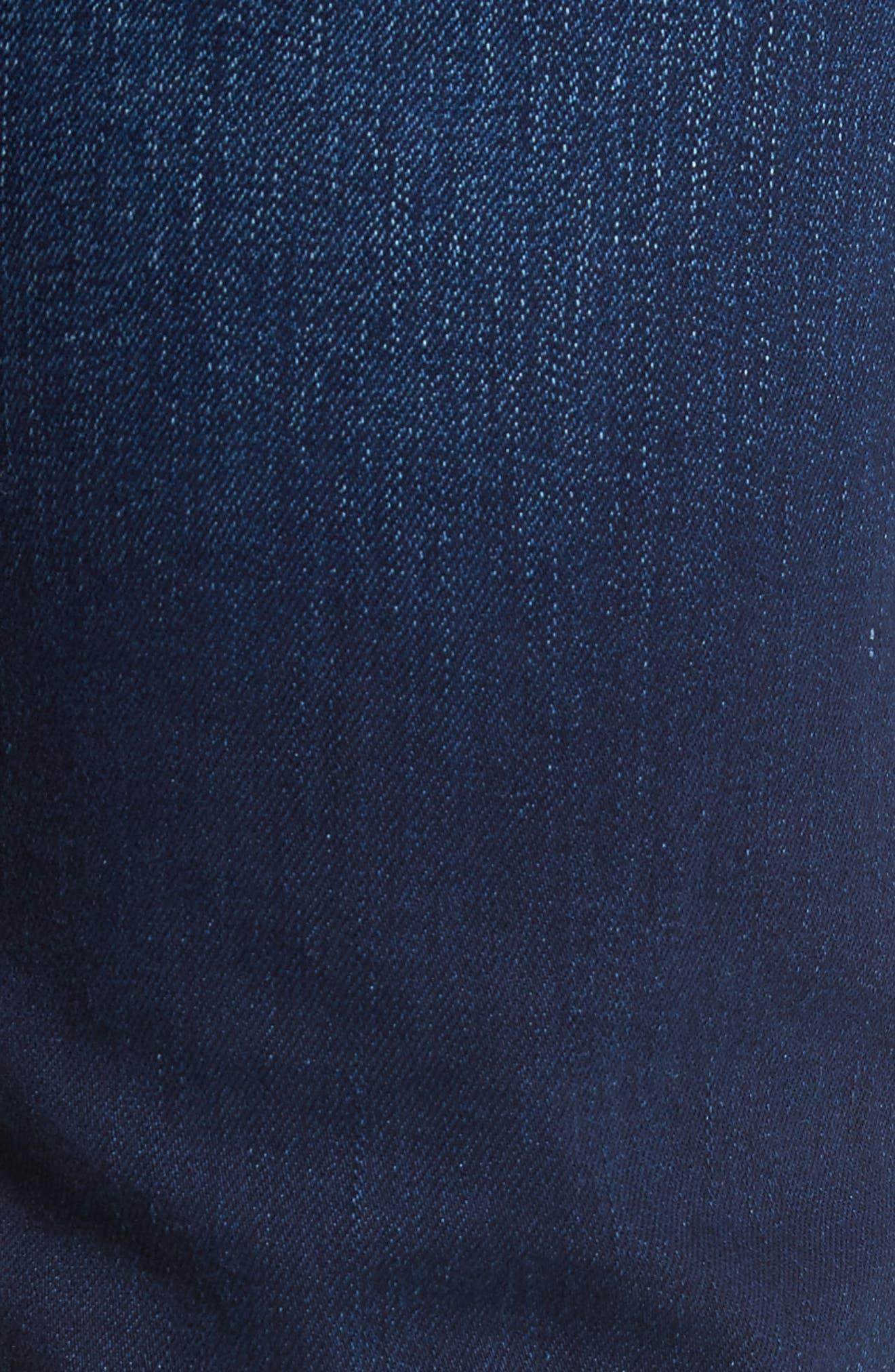 Zatiny Bootcut Jeans,                             Alternate thumbnail 5, color,                             84Hj