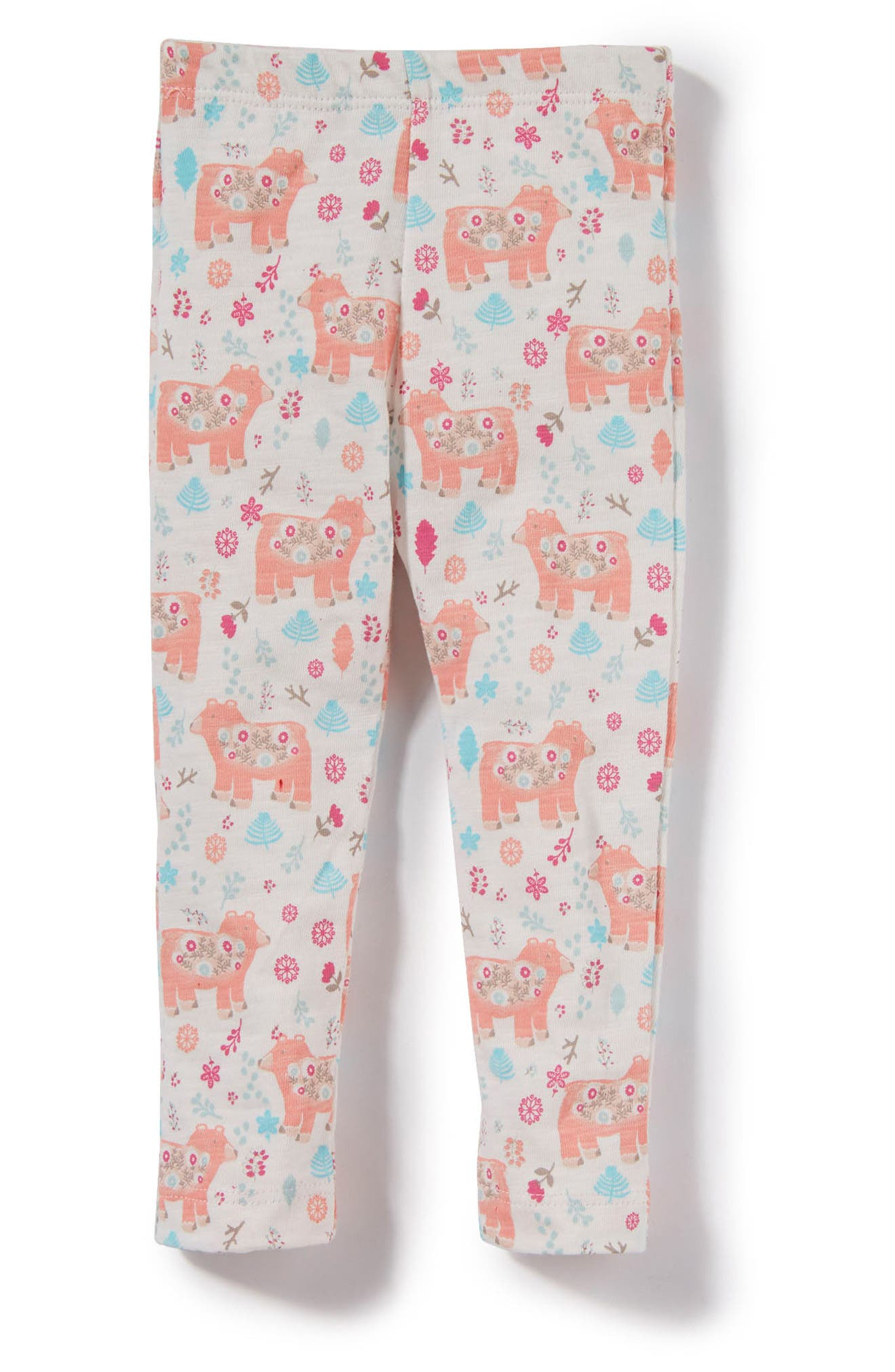 Peek Sloan Leggings,                         Main,                         color, Cream