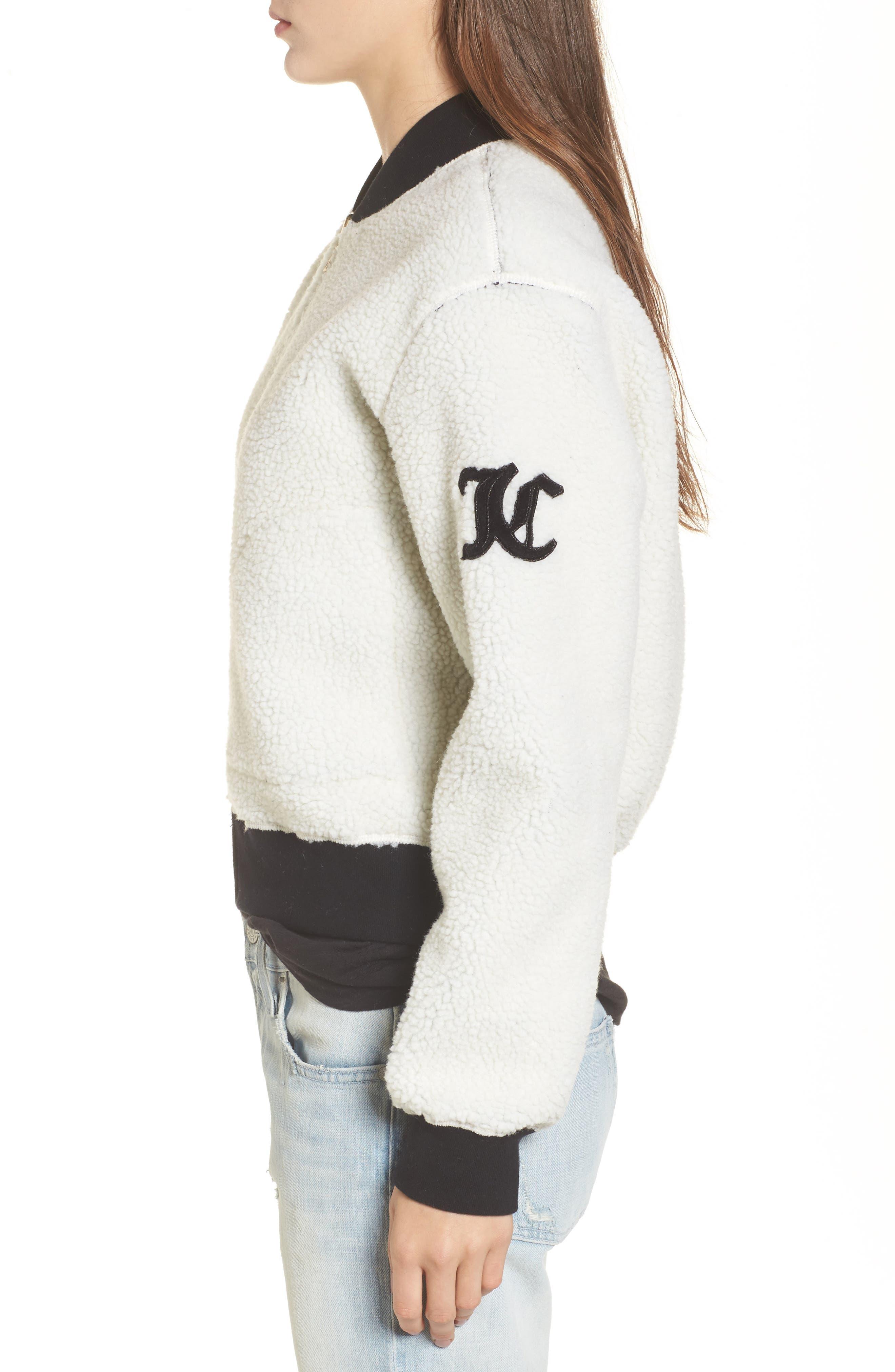 Alternate Image 3  - Juicy Couture Reversible Track Jacket