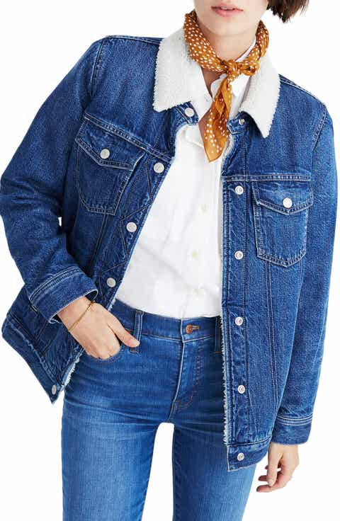 Jean Jackets: Women's Denim Jackets & Vests | Nordstrom