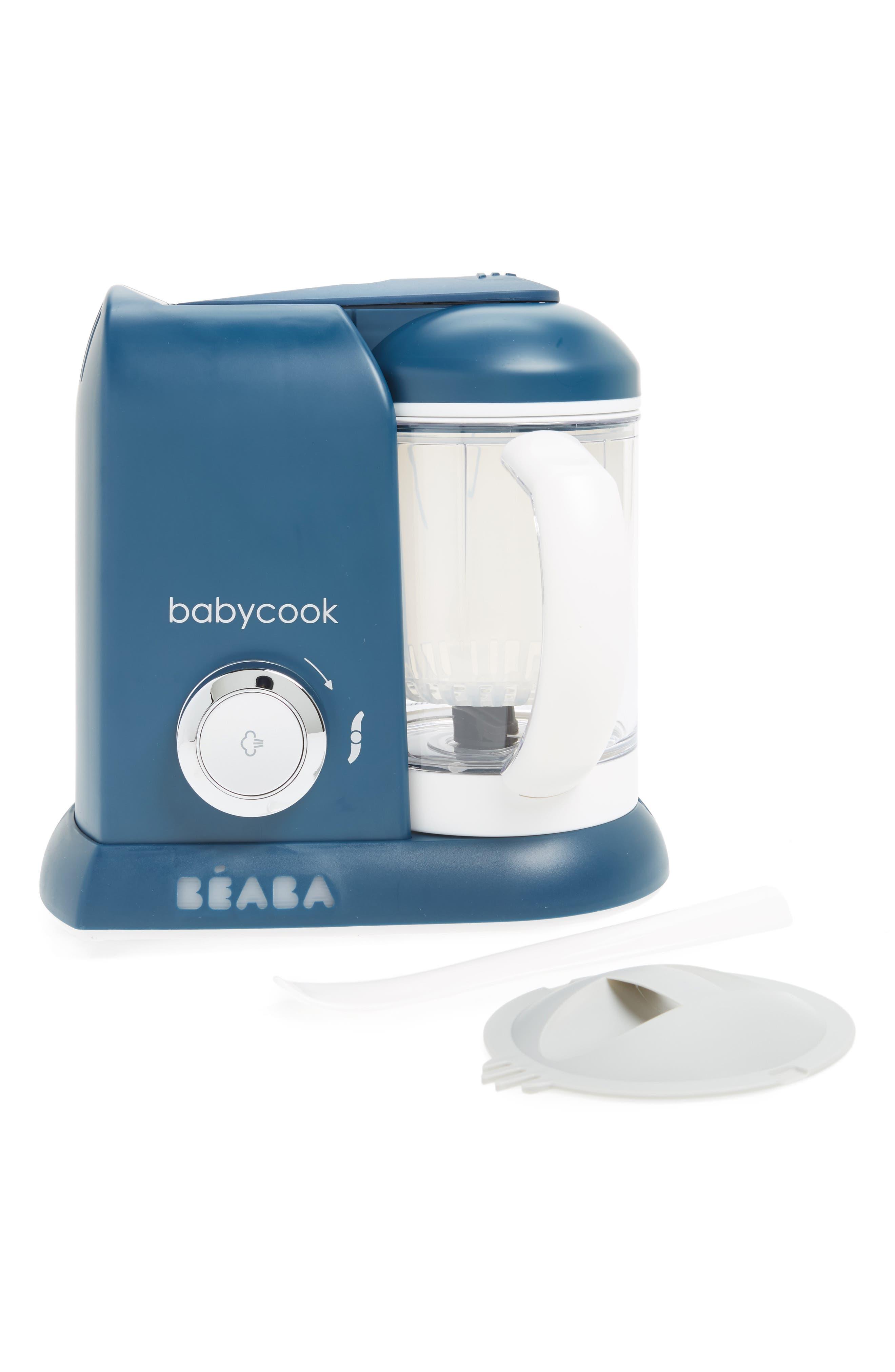 Babycook Baby Food Maker,                         Main,                         color, Navy