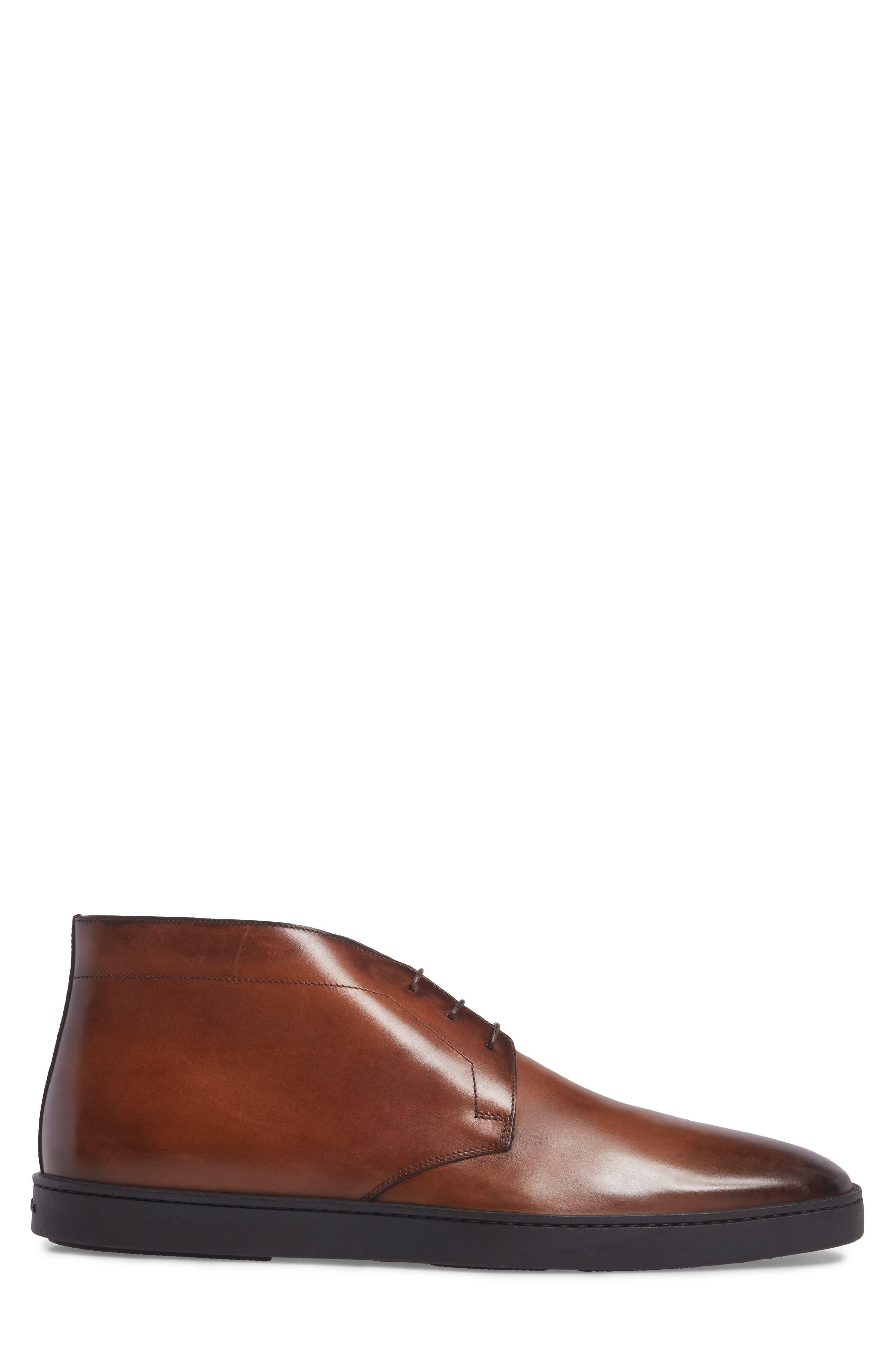 Eddy Chukka Sneaker Boot,                             Alternate thumbnail 2, color,                             Brown