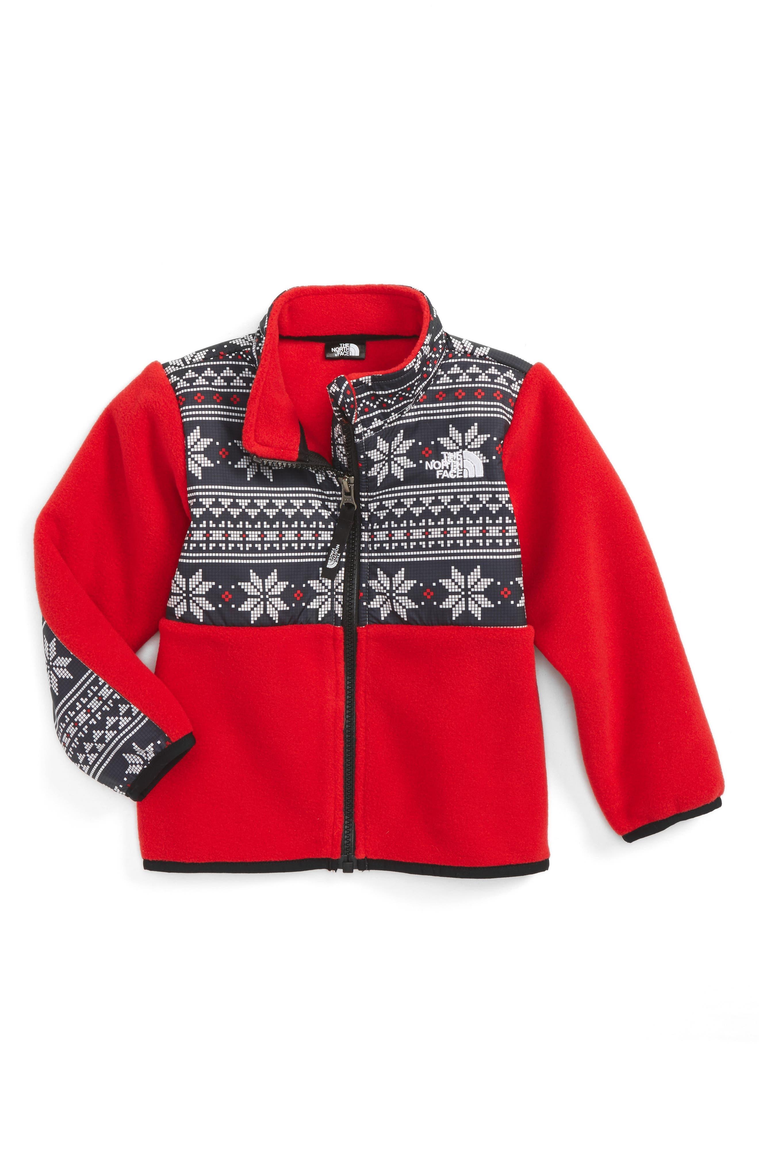 The North Face Denali Recycled Fleece Jacket (Baby Boys)