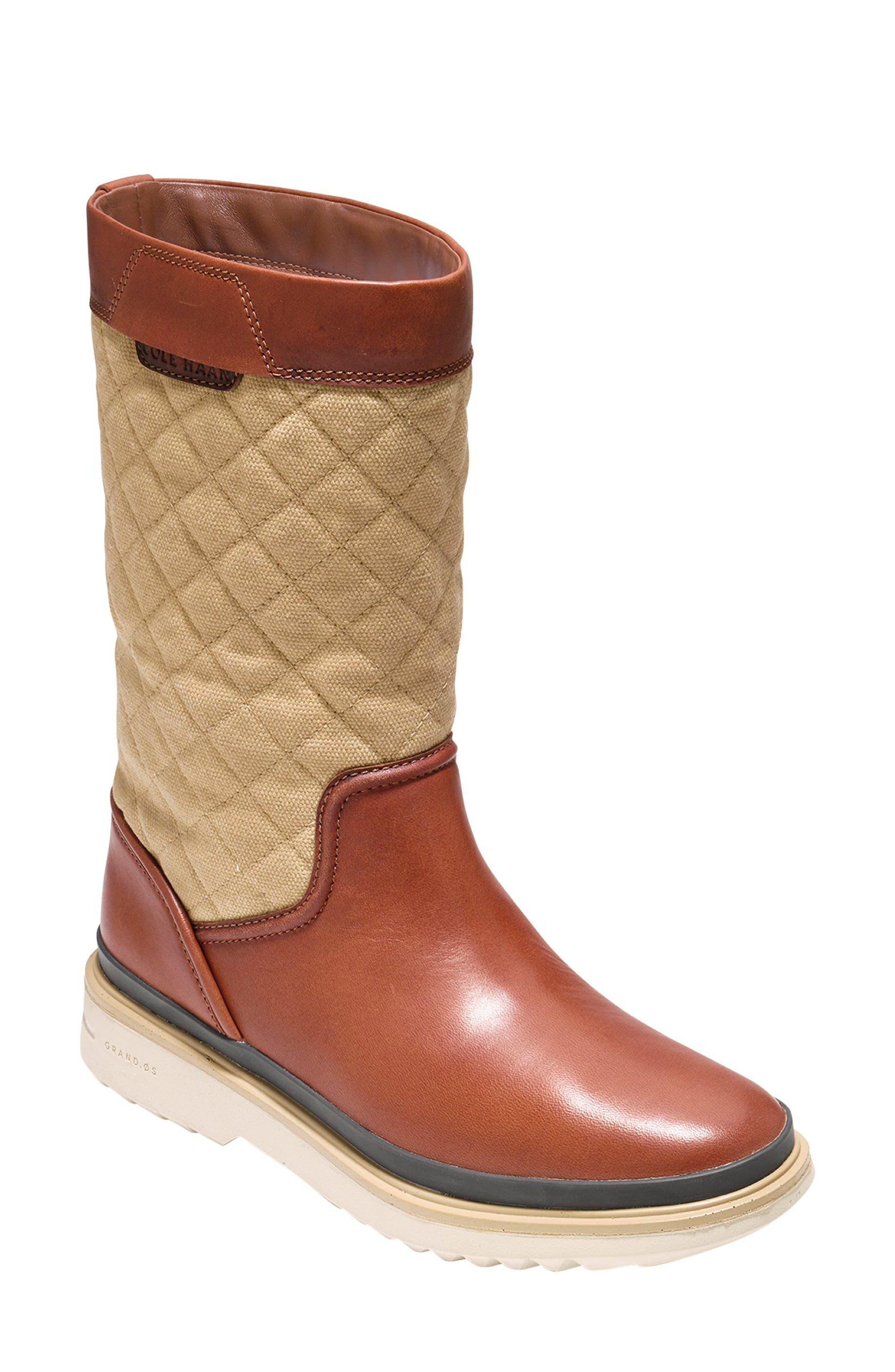 Alternate Image 1 Selected - Cole Haan Millbridge Waterproof Boot (Women)