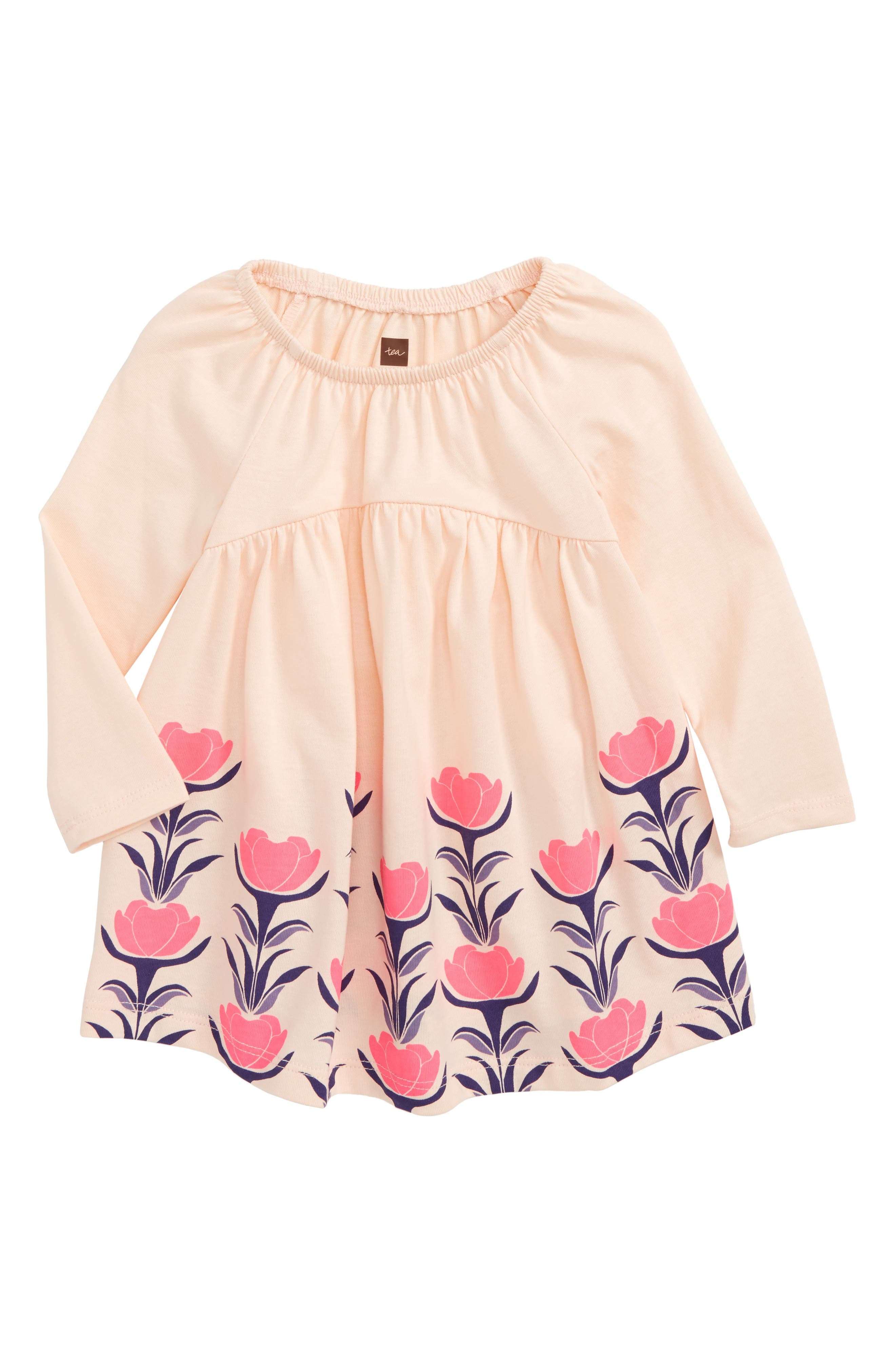 Main Image - Tea Collection Malin Dress (Baby Girls)
