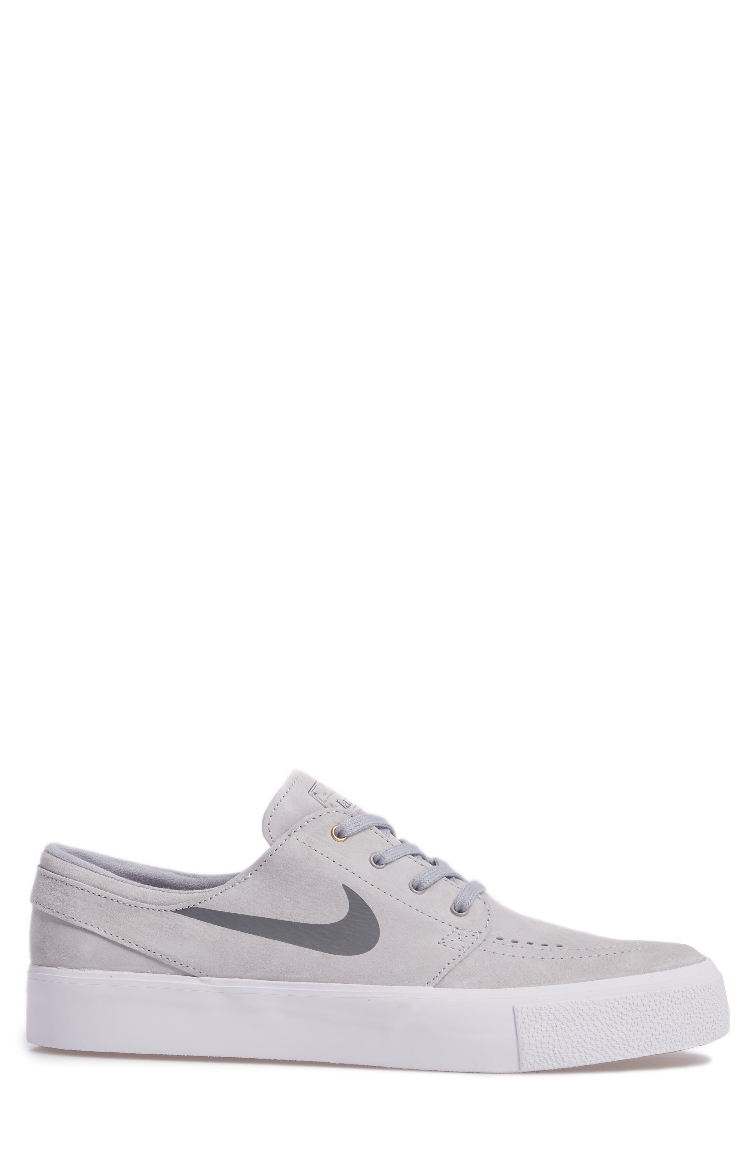 Alternate Image 3  - Nike Zoom Stefan Janoski Premium Skate Sneaker (Men)
