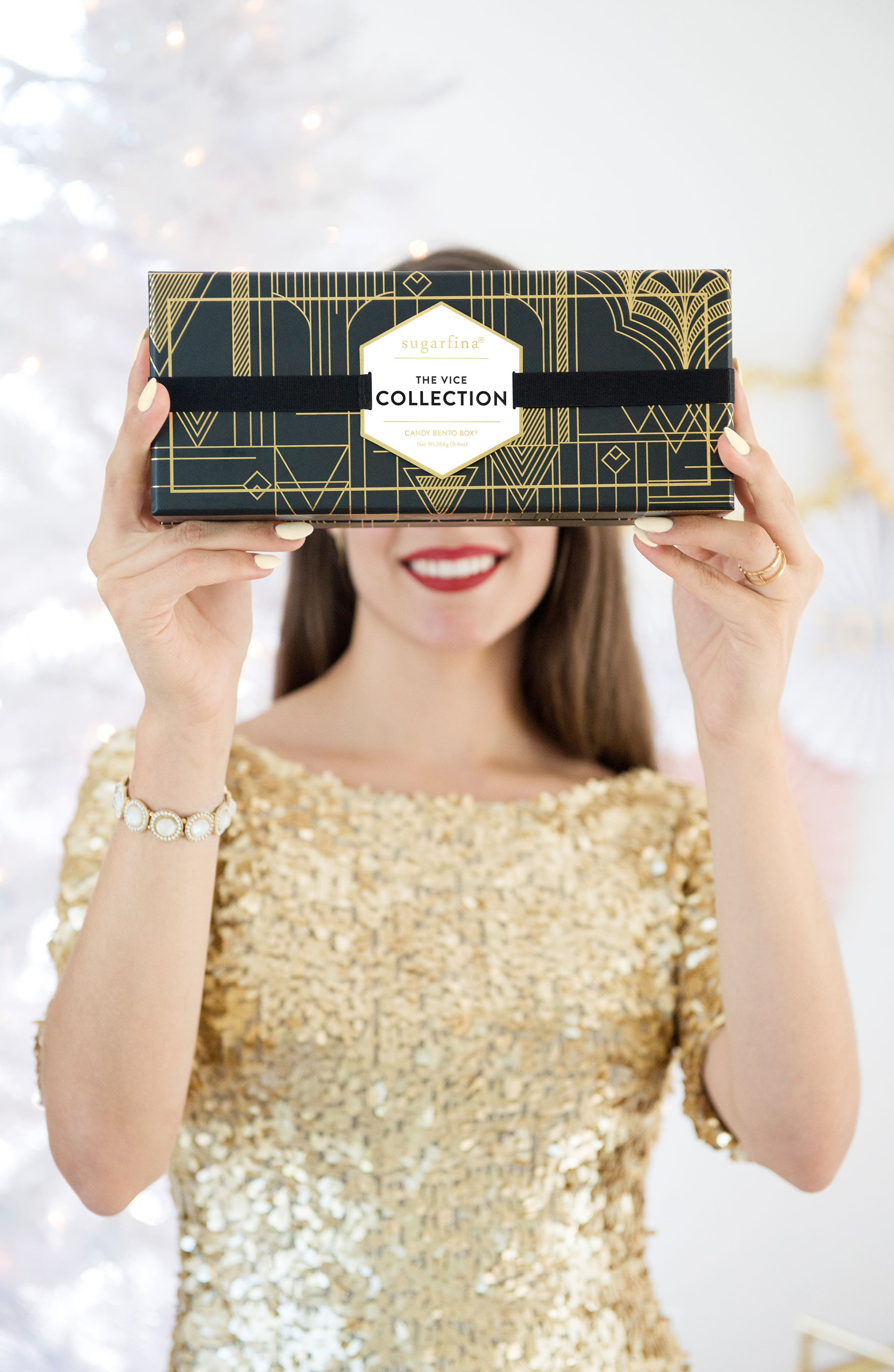 Alternate Image 2  - sugarfina The Vice Collection 3-Piece Candy Bento Box