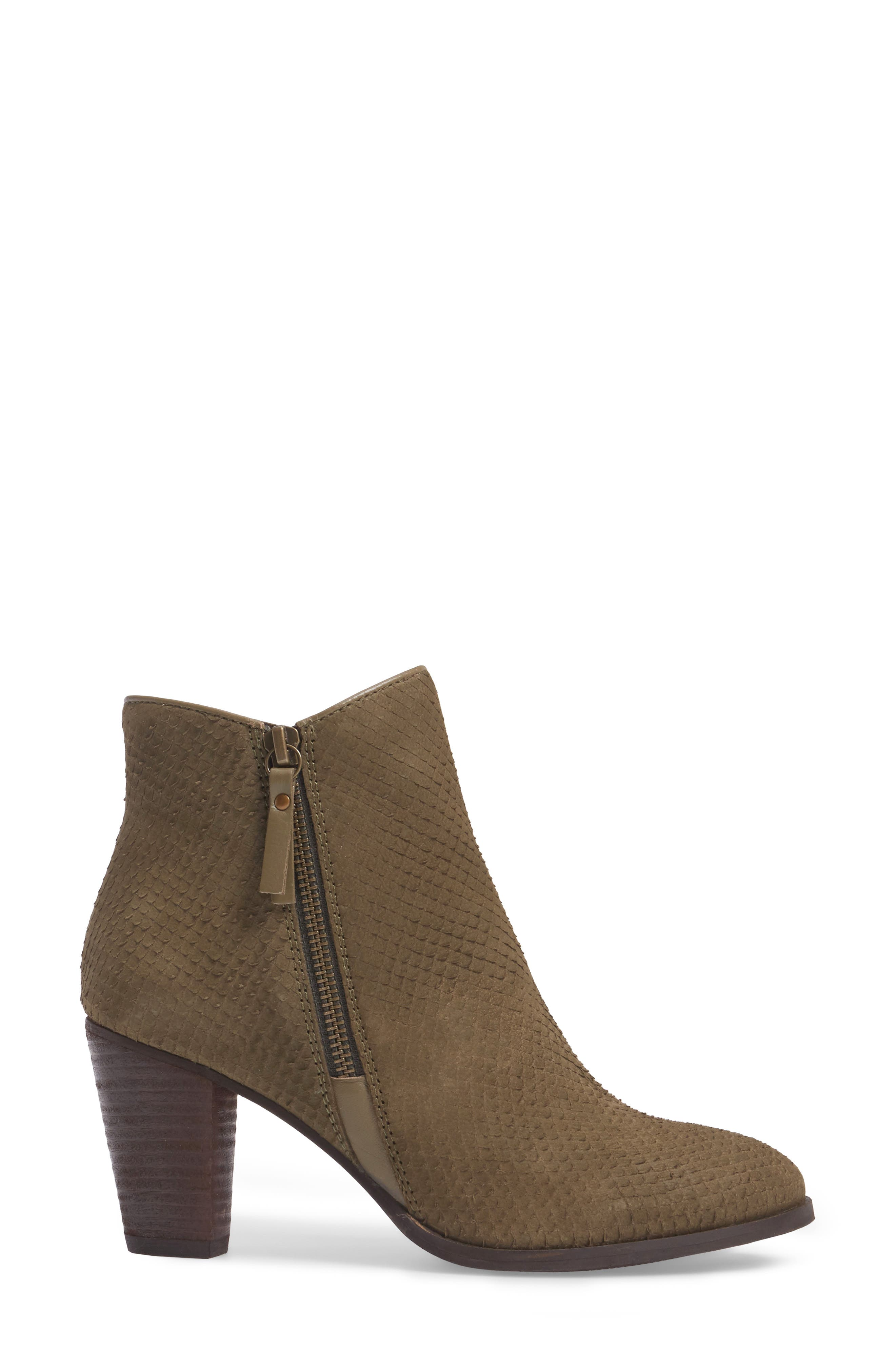 Alternate Image 3  - MIA Maddock Block Heel Bootie (Women)