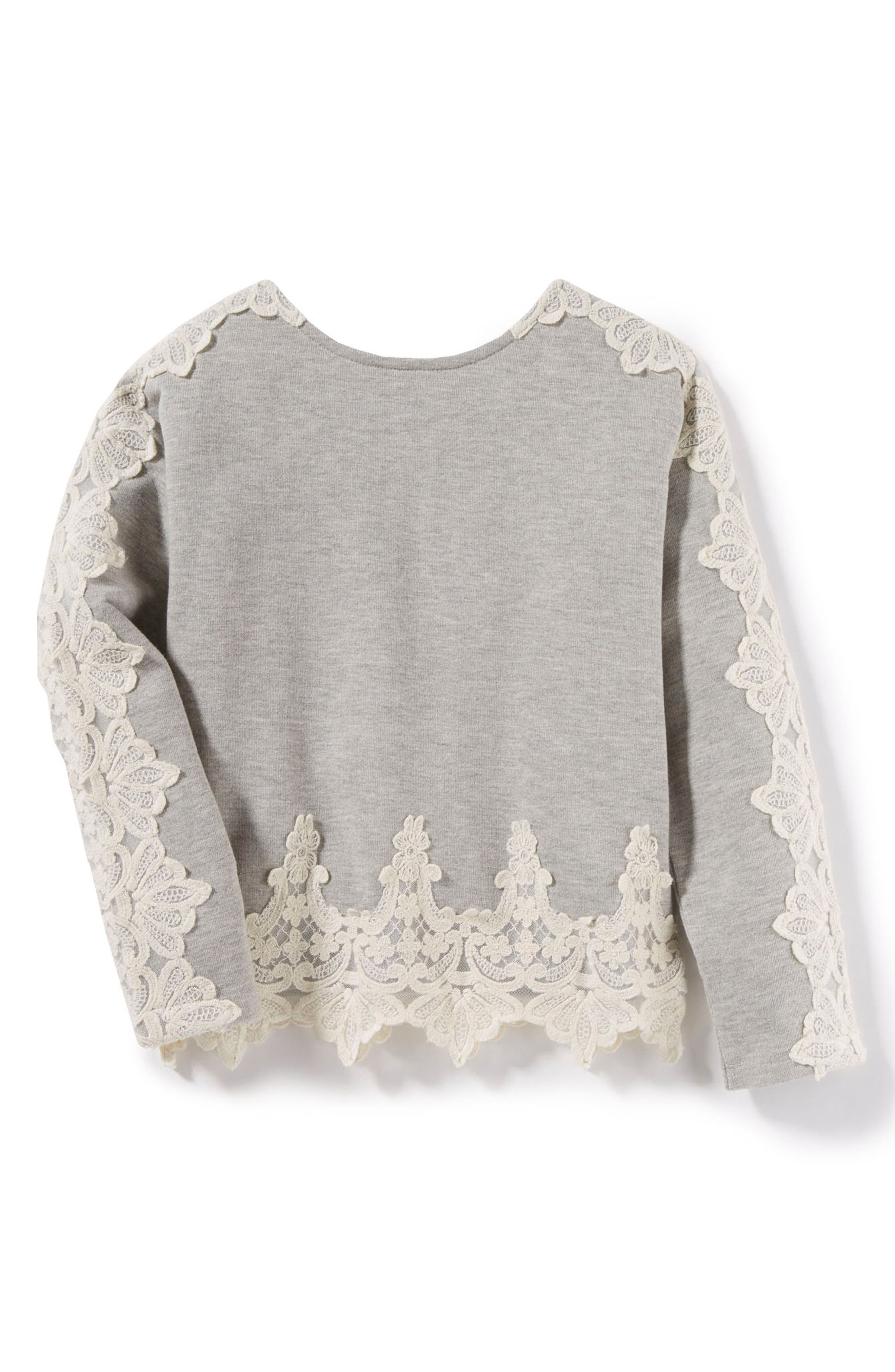 Peek Jaclyn Sweatshirt (Toddler Girls, Little Girls & Big Girls)