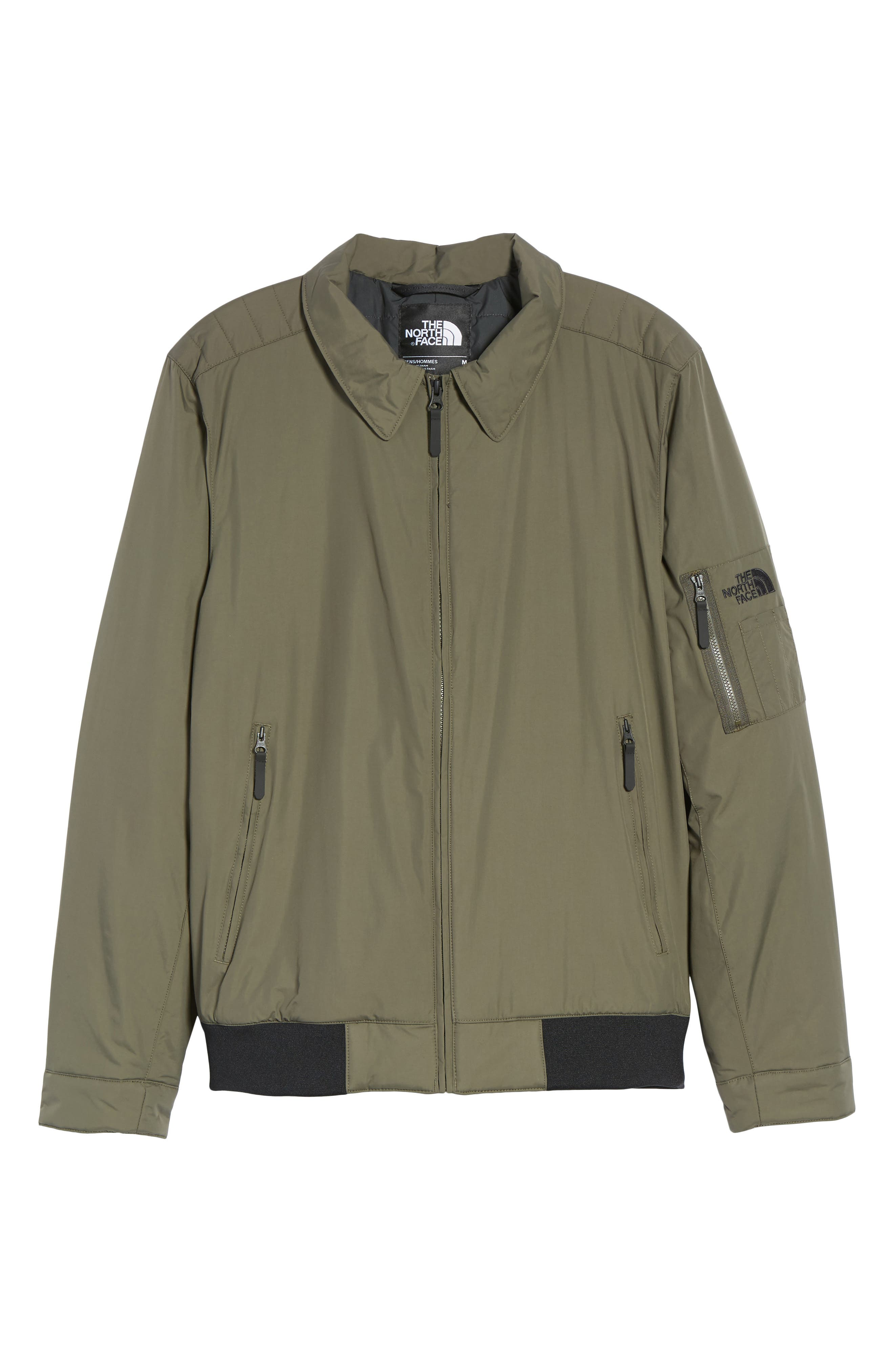 Alternate Image 6  - The North Face Barstol Aviator Jacket