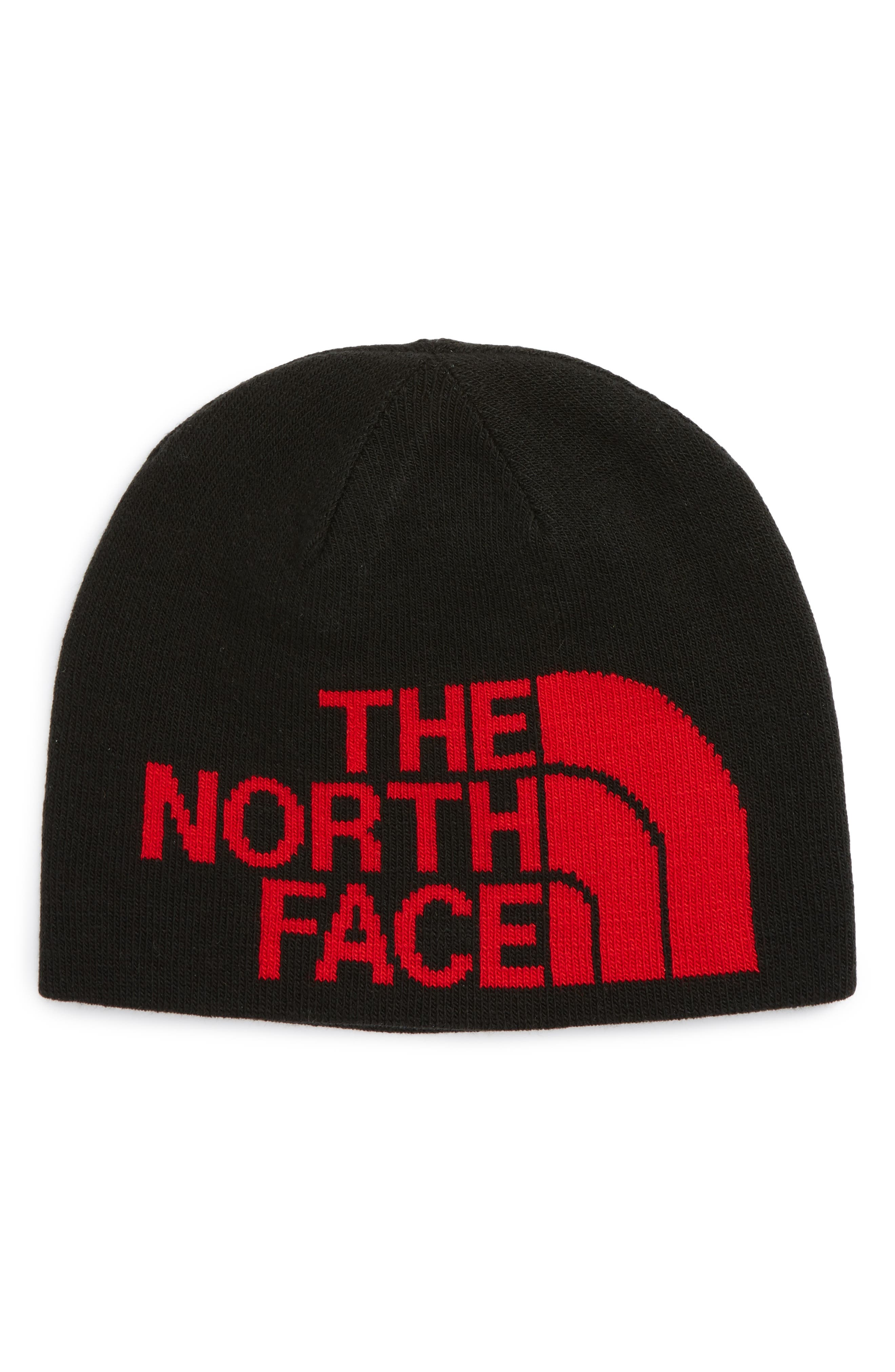 Main Image - The North Face Anders Reversible Beanie (Boys)
