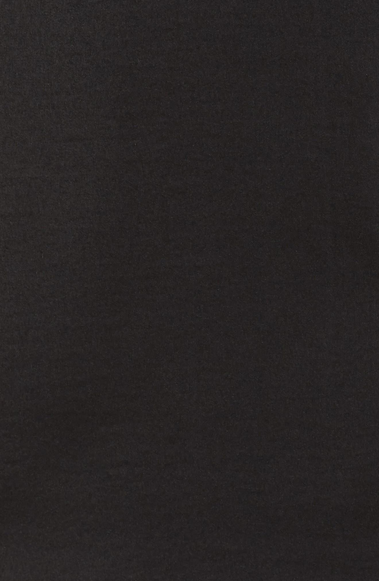 Alternate Image 5  - DKNY Washed Satin Short Pajamas & Eye Mask