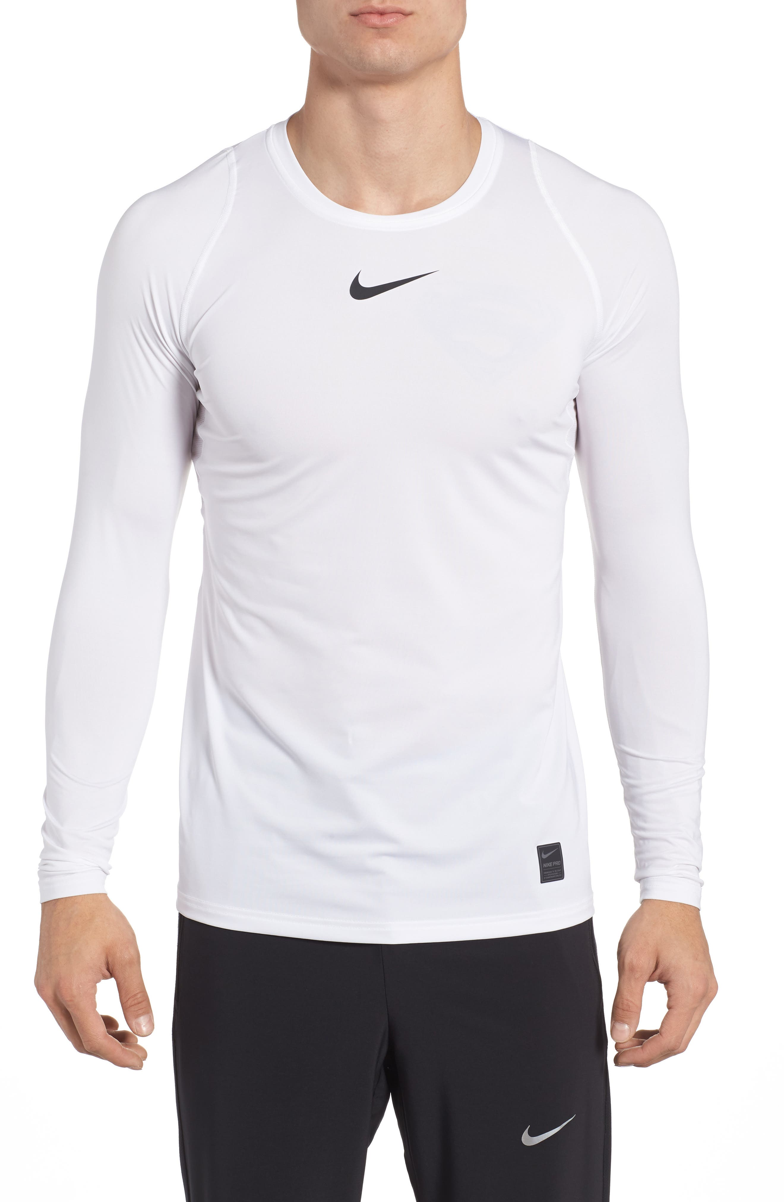 Nike Pro Fitted Performance T-Shirt (Regular Retail Price: $35.00)