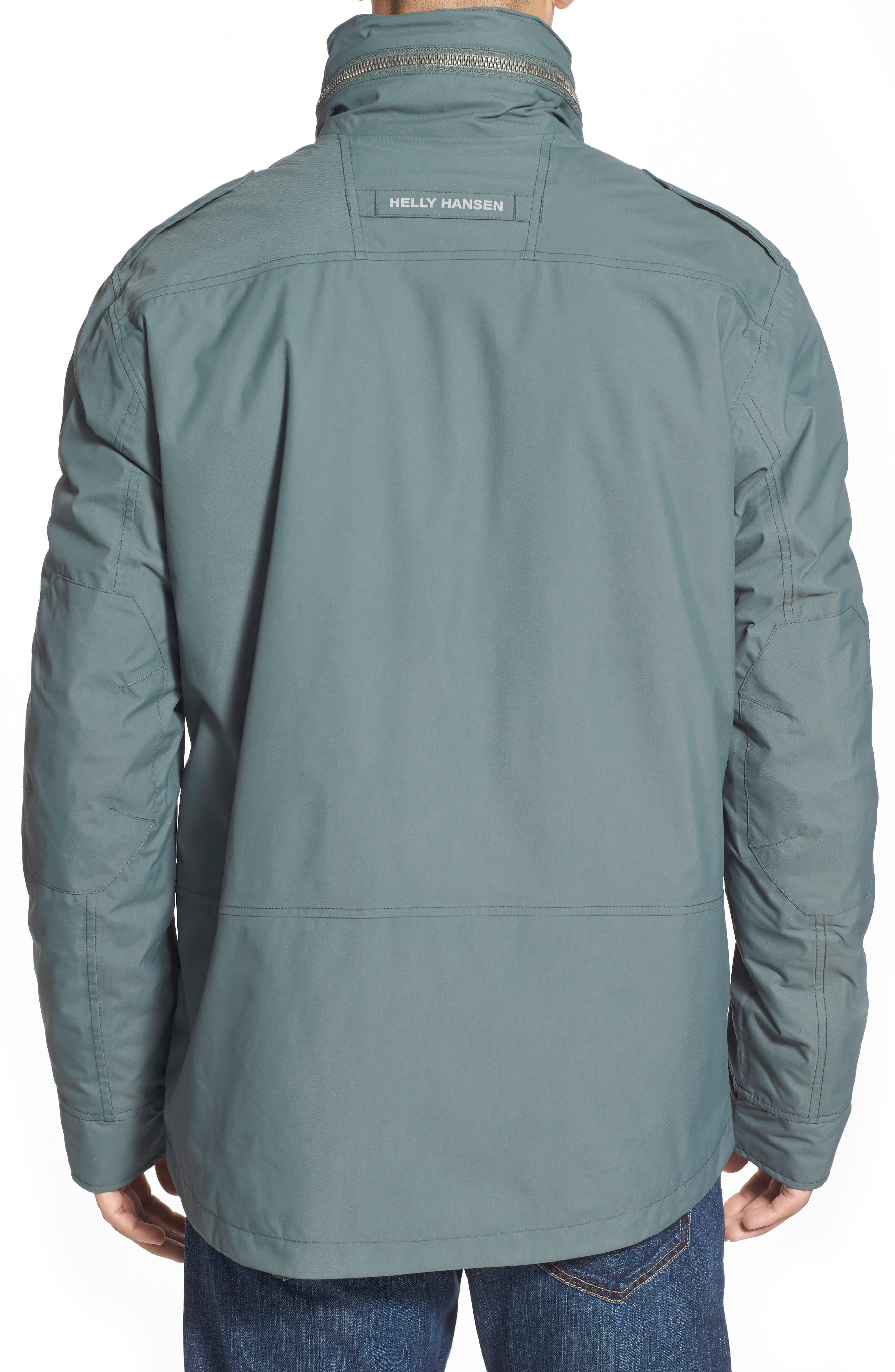 Alternate Image 2  - HellyHansen 'Universal' MotoRain Jacket