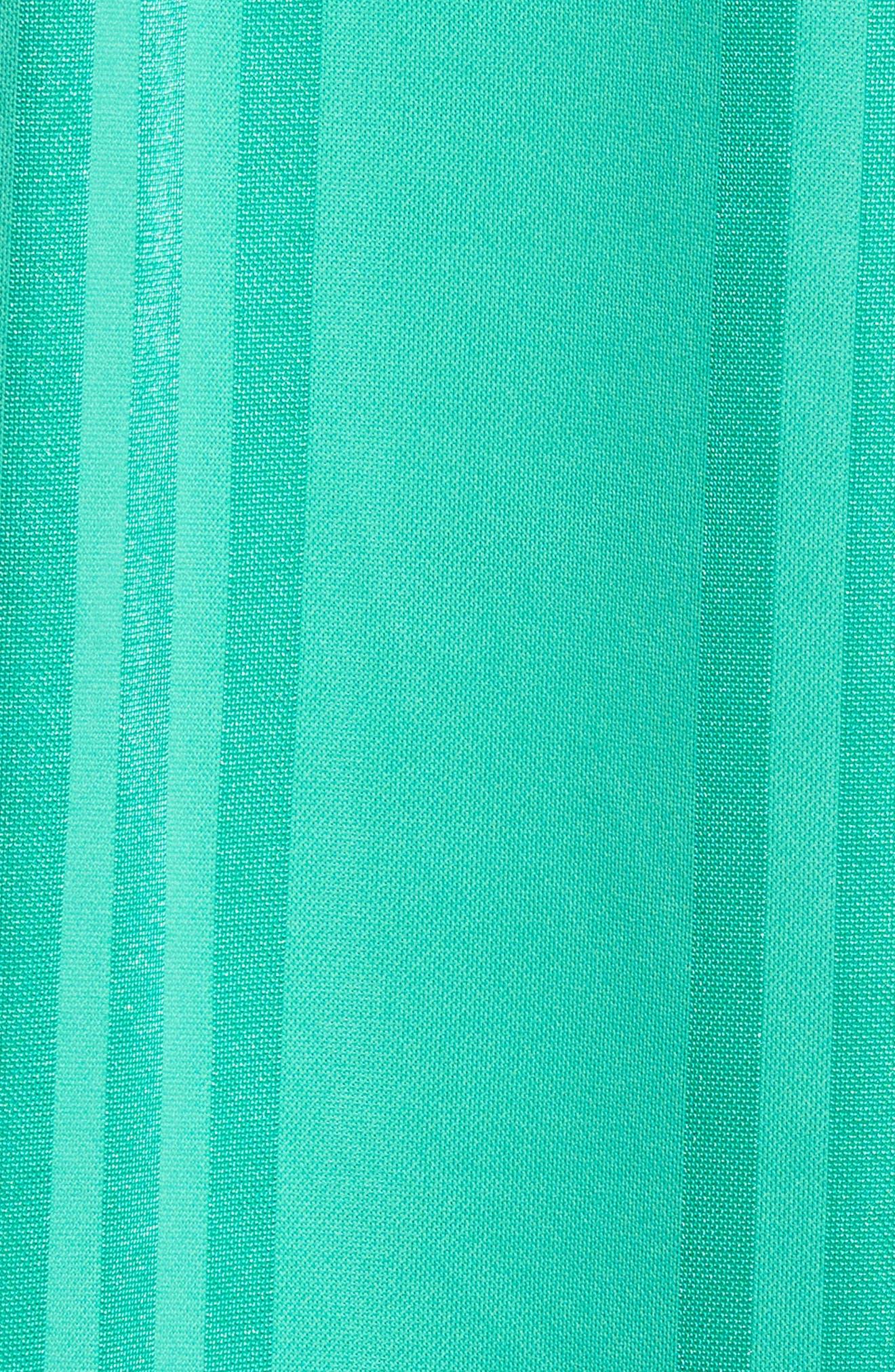 Alternate Image 5  - adidas Originals Jacquard Stripe T-Shirt