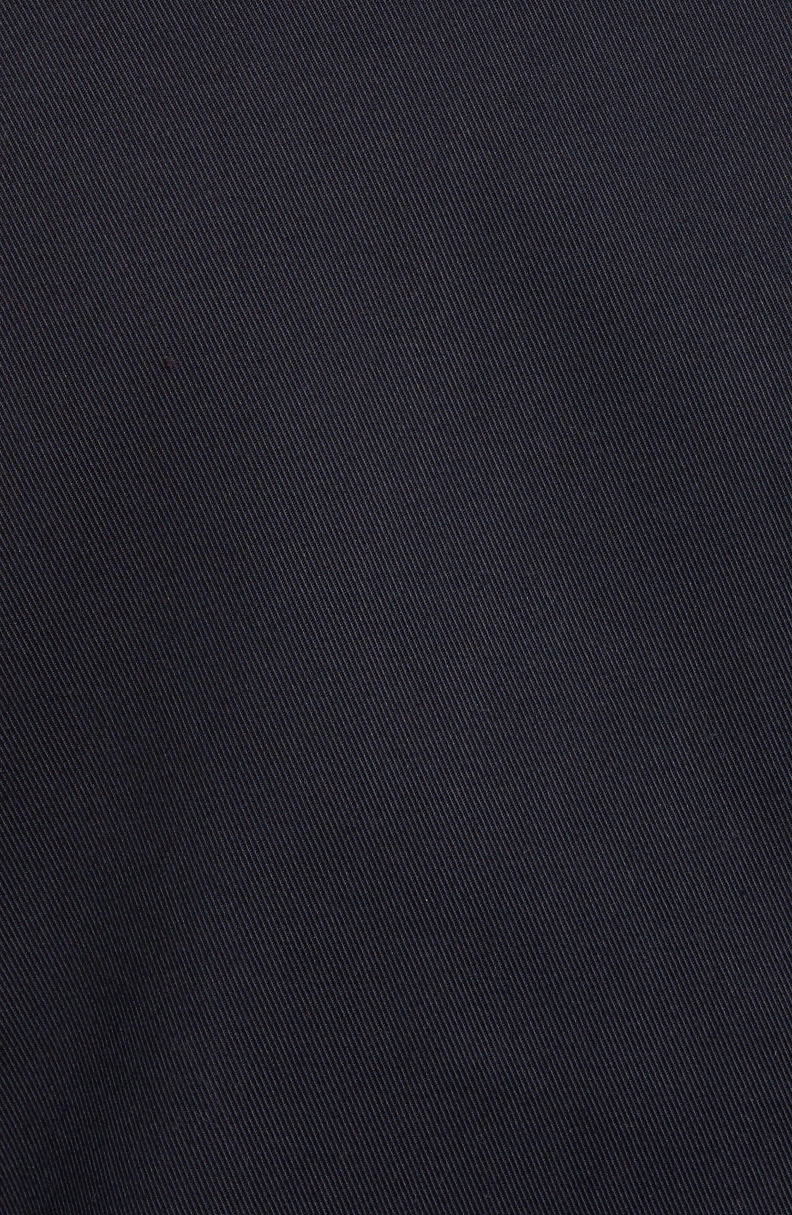 Alternate Image 5  - Nordstrom Men's Shop Grayson Stretch Cotton Blend Car Coat