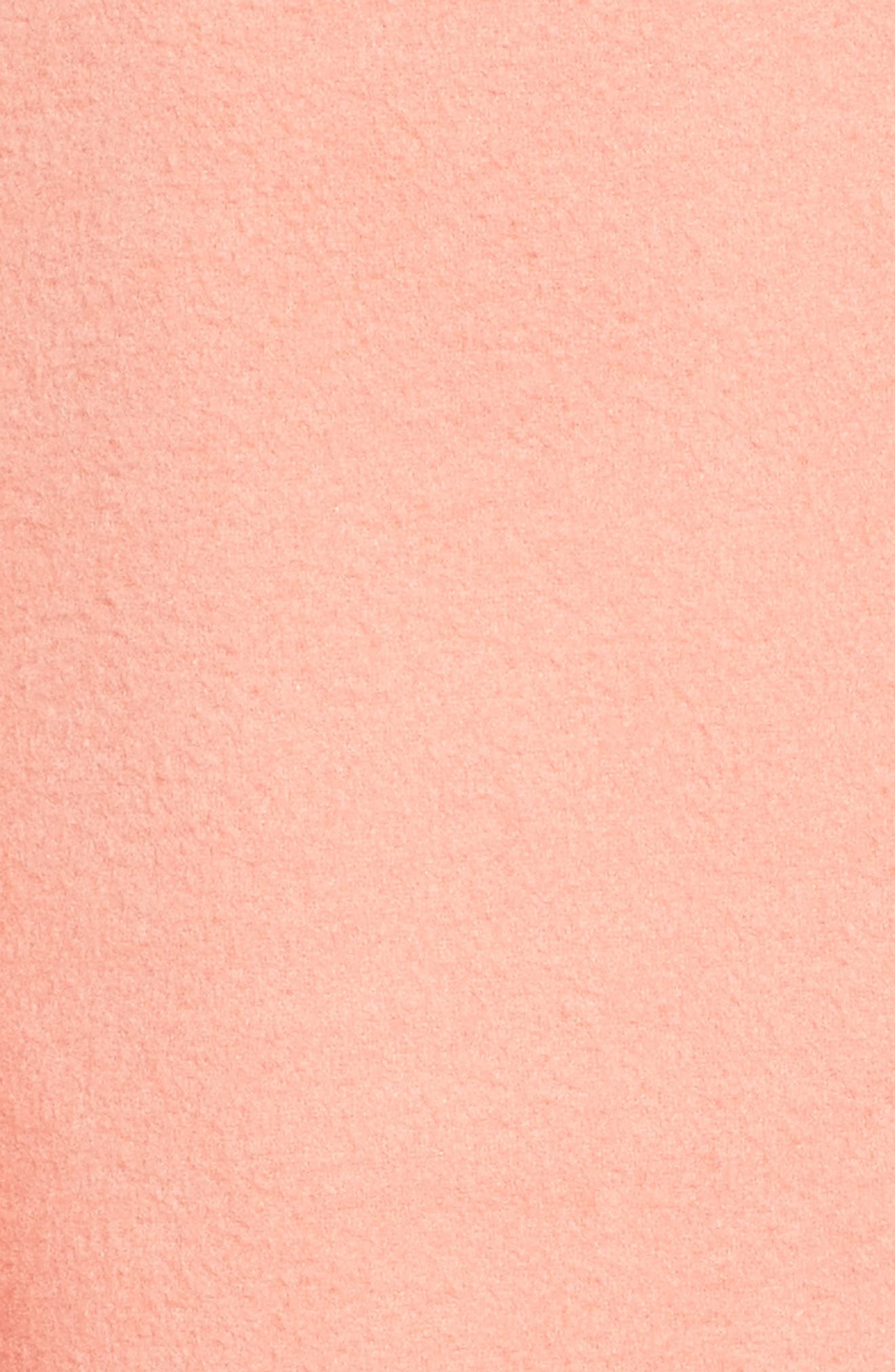 Two-Button Jacket,                             Alternate thumbnail 5, color,                             Coral Terra