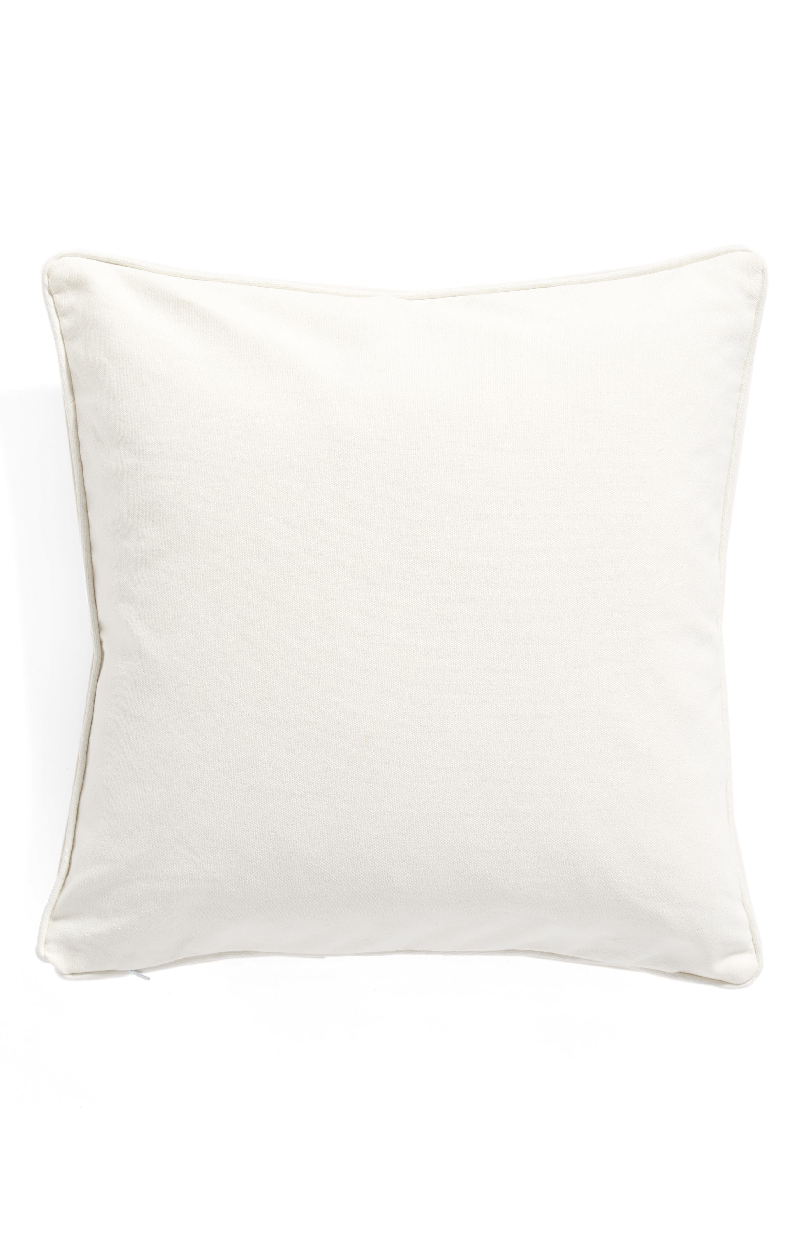 Don't Wake Me Just Go Go! Accent Pillow,                             Alternate thumbnail 2, color,                             Gold