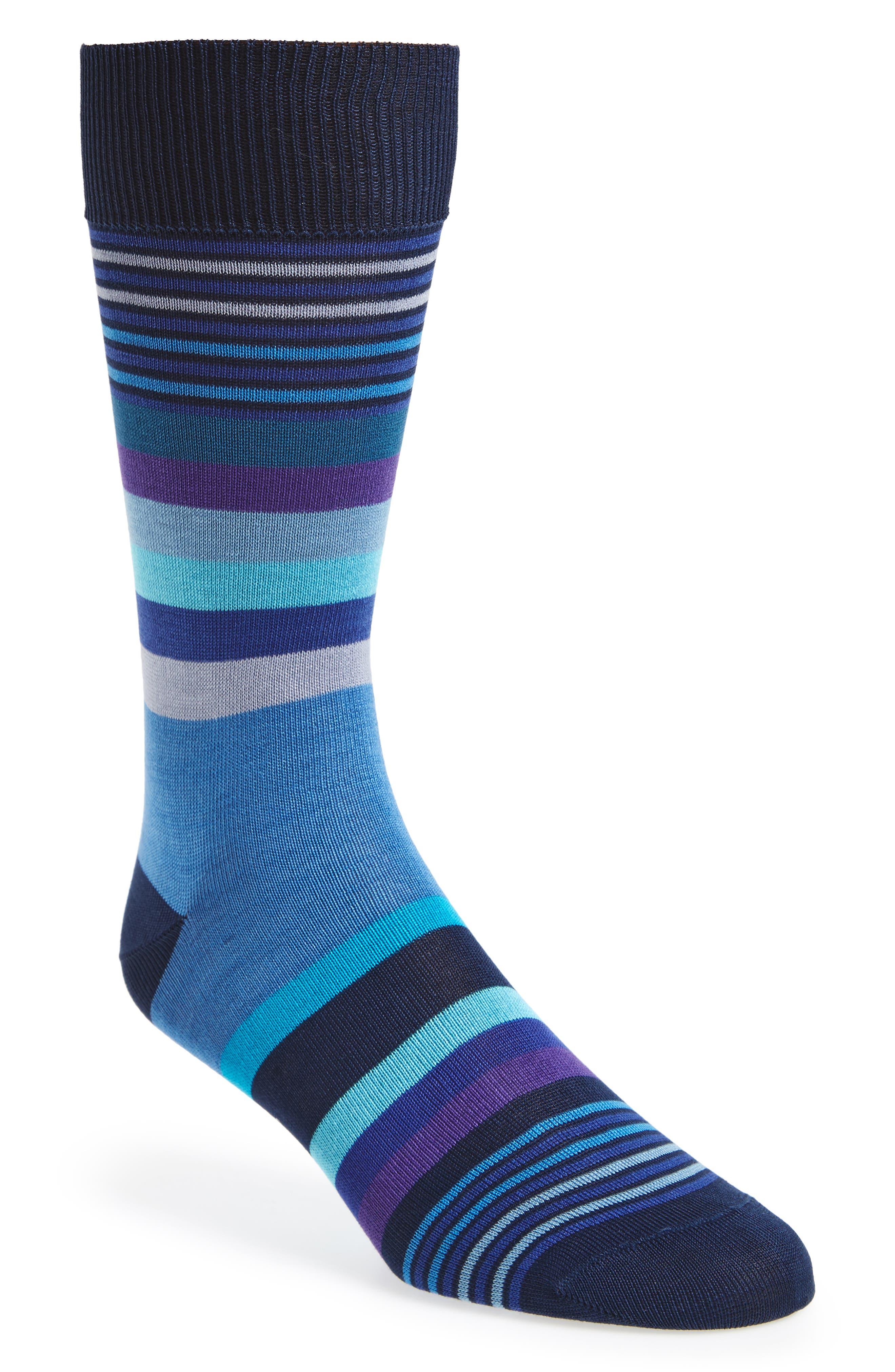 Paul Smith Tikki Stripe Socks