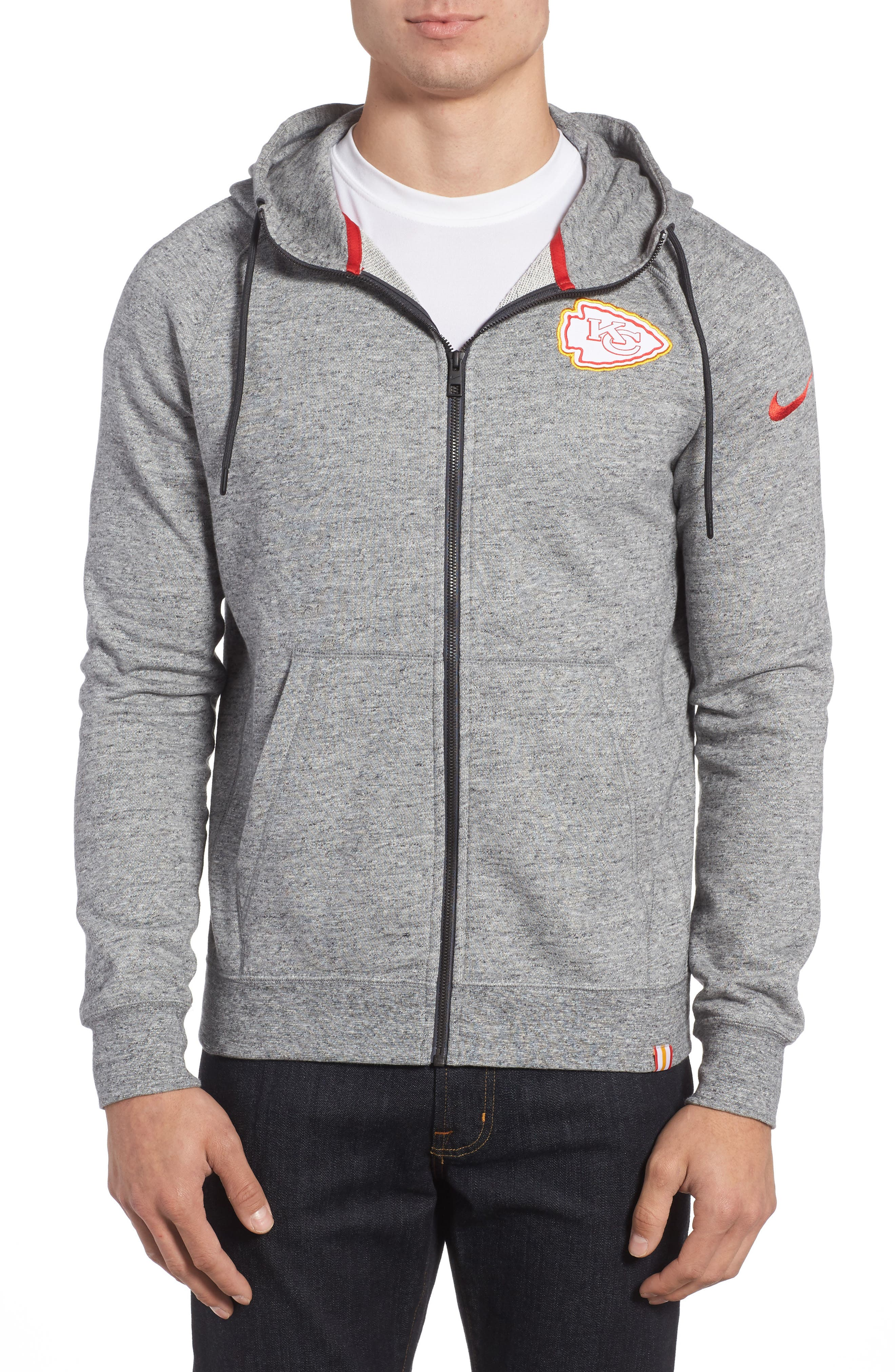 Nike AW77 NFL Graphic Zip Hoodie