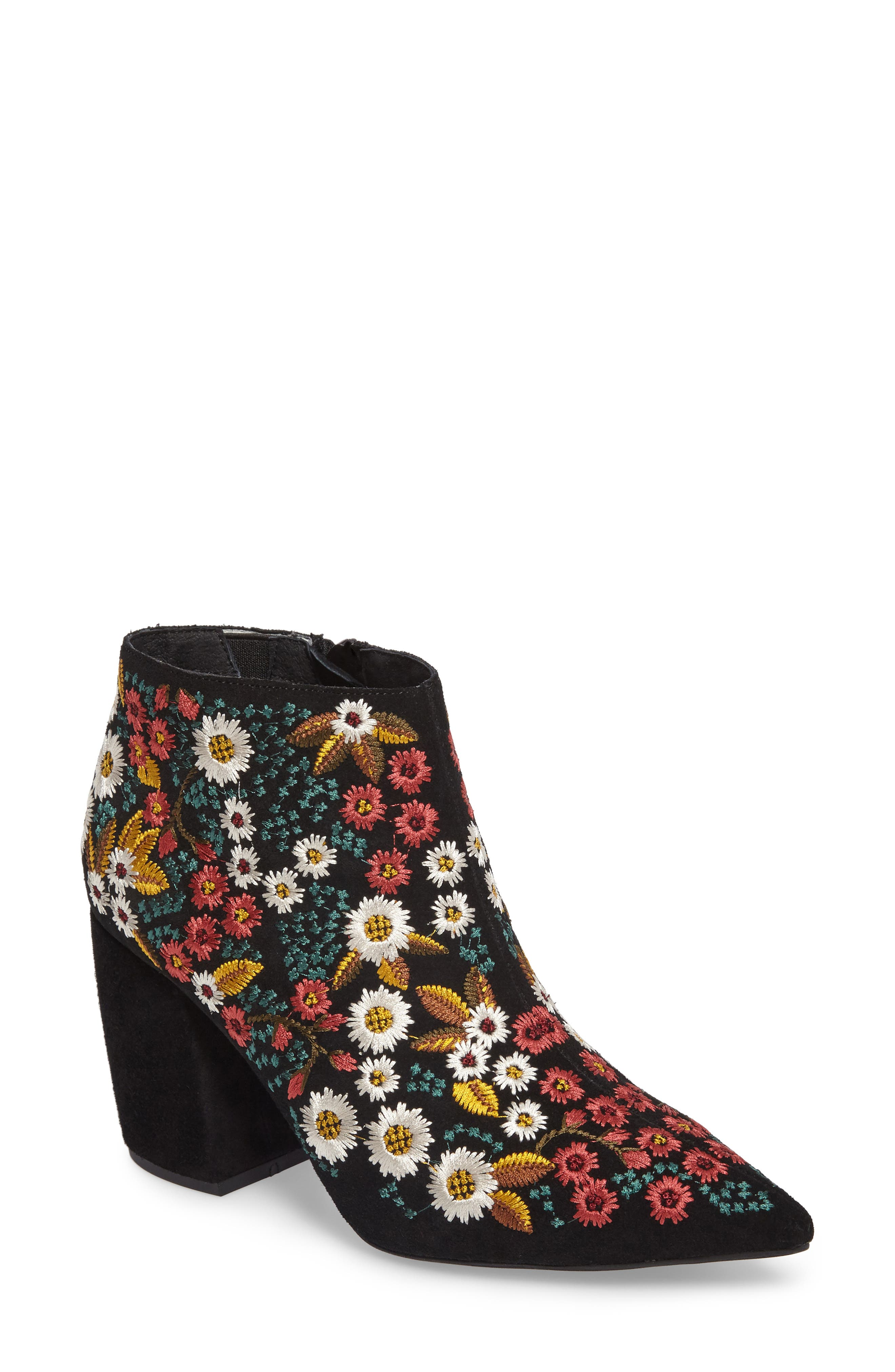 Alternate Image 1 Selected - Jeffrey Campbell Total Ankle Bootie (Women)