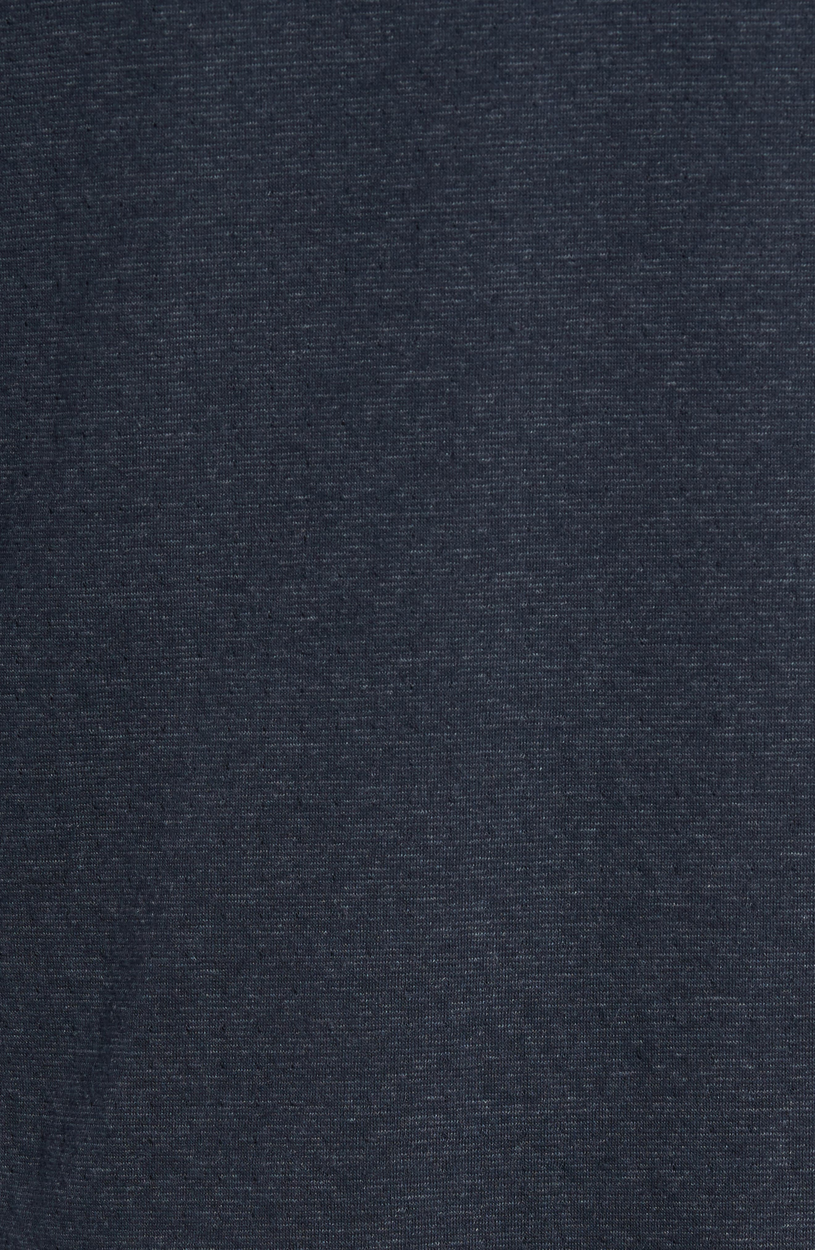 Jordan Quarter Zip Pullover,                             Alternate thumbnail 5, color,                             Carbon Blue