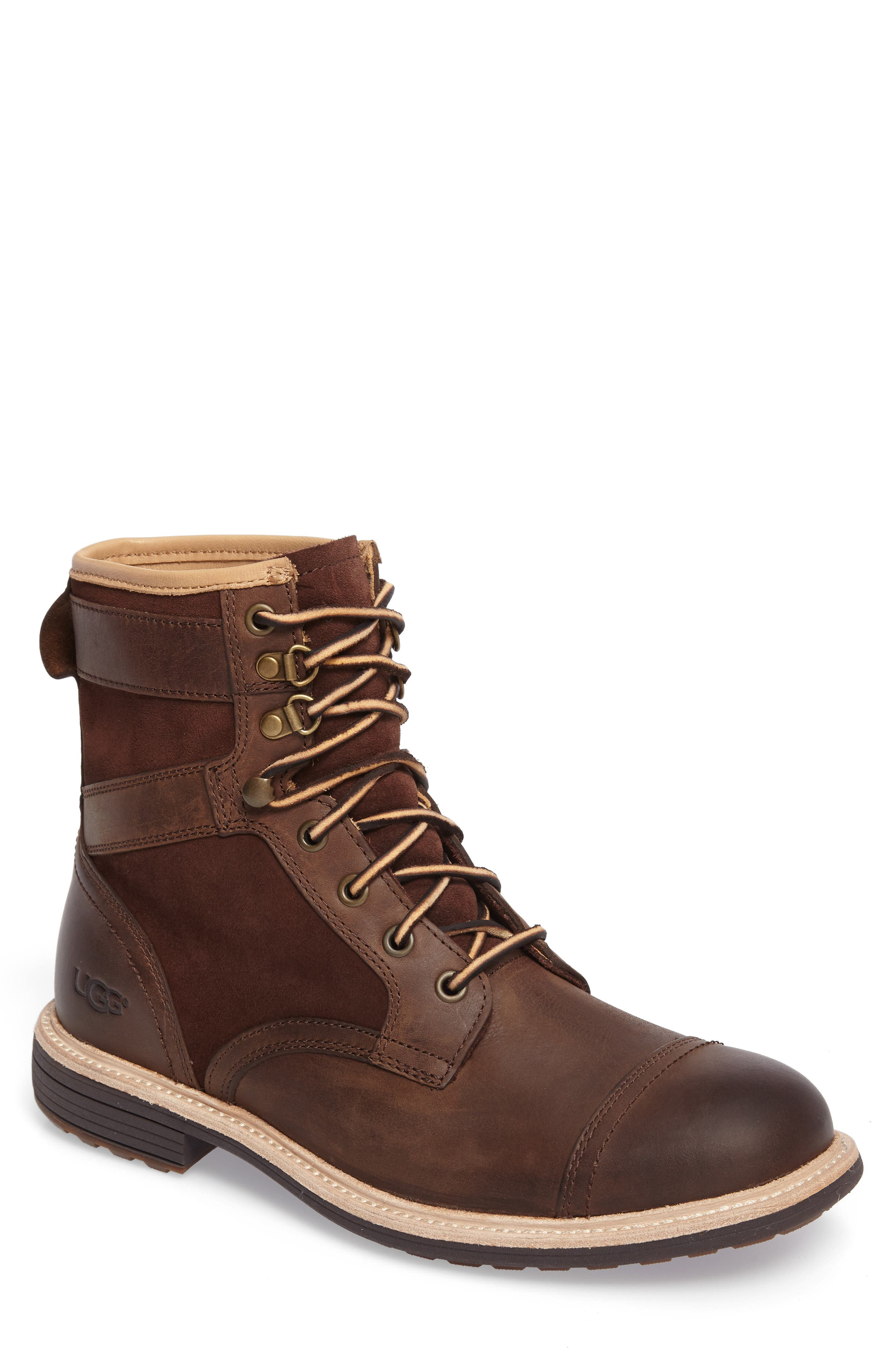 UGG® Magnusson Cap Toe Boot (Men)