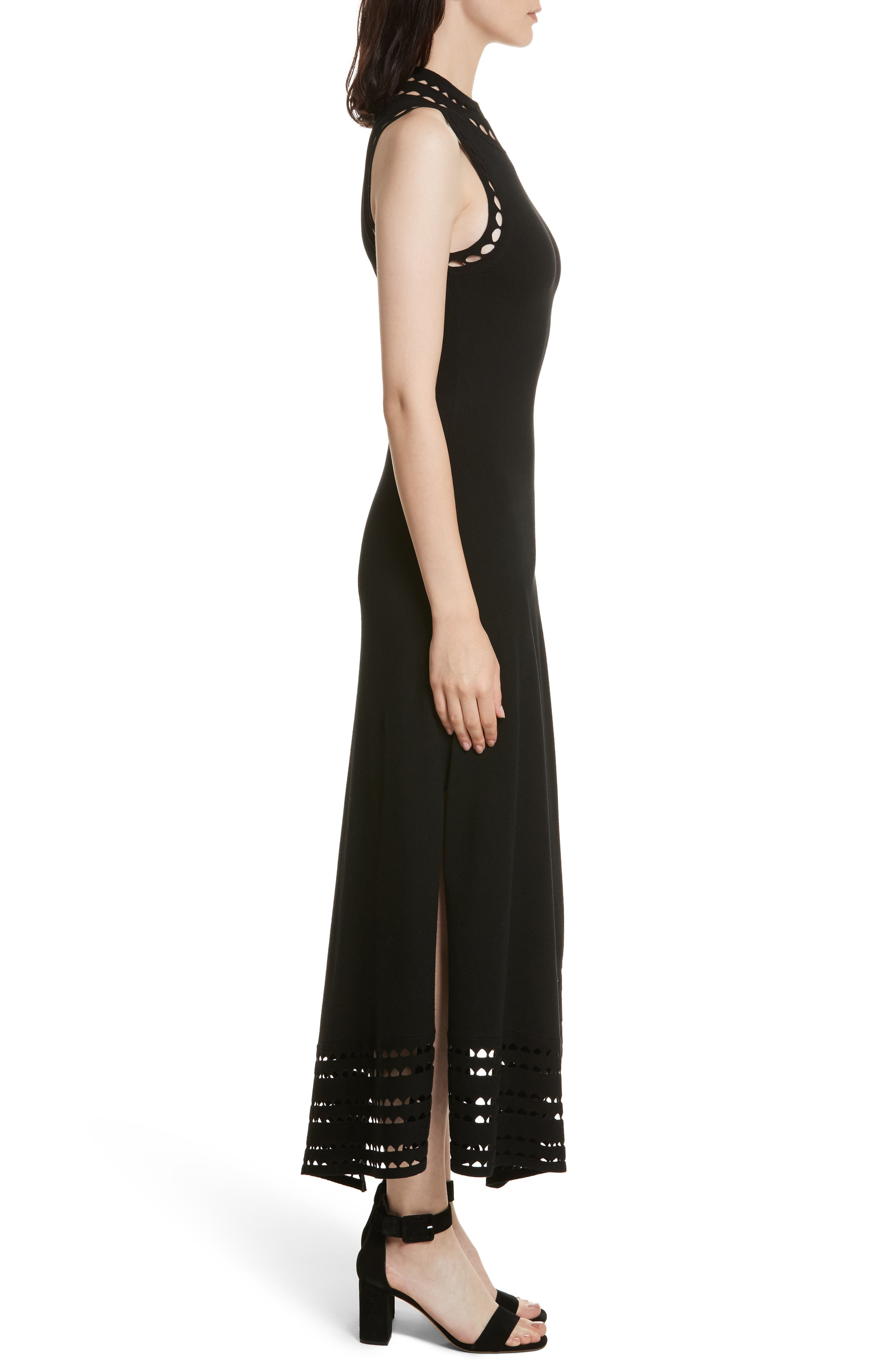 Alternate Image 3  - Elizabeth and James Liza Mock Neck Maxi Dress