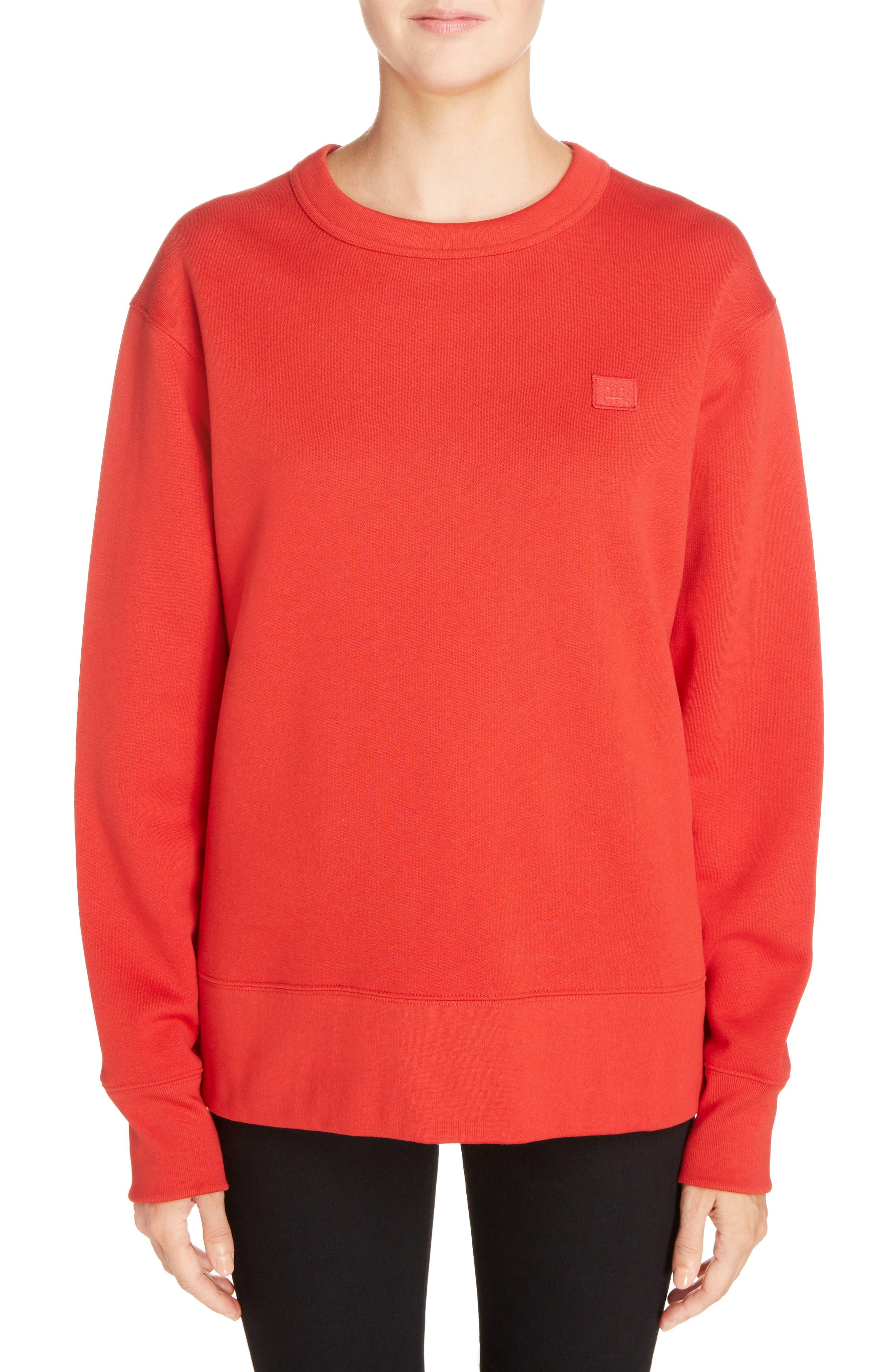 Alternate Image 1 Selected - ACNE Studios Fairview Crewneck Sweatshirt