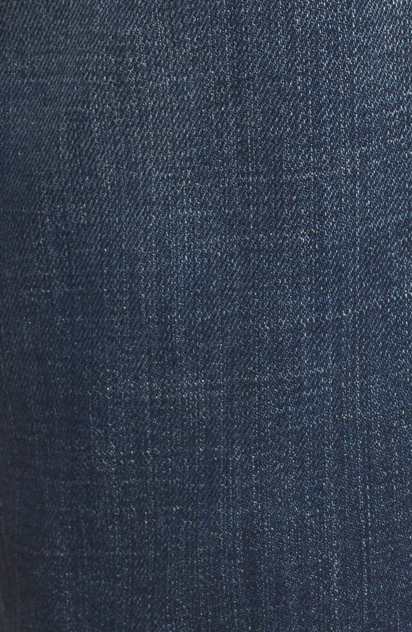 Alternate Image 5  - Eileen Fisher Organic Cotton Boyfriend Jeans (Online Only) (Regular & Petite)