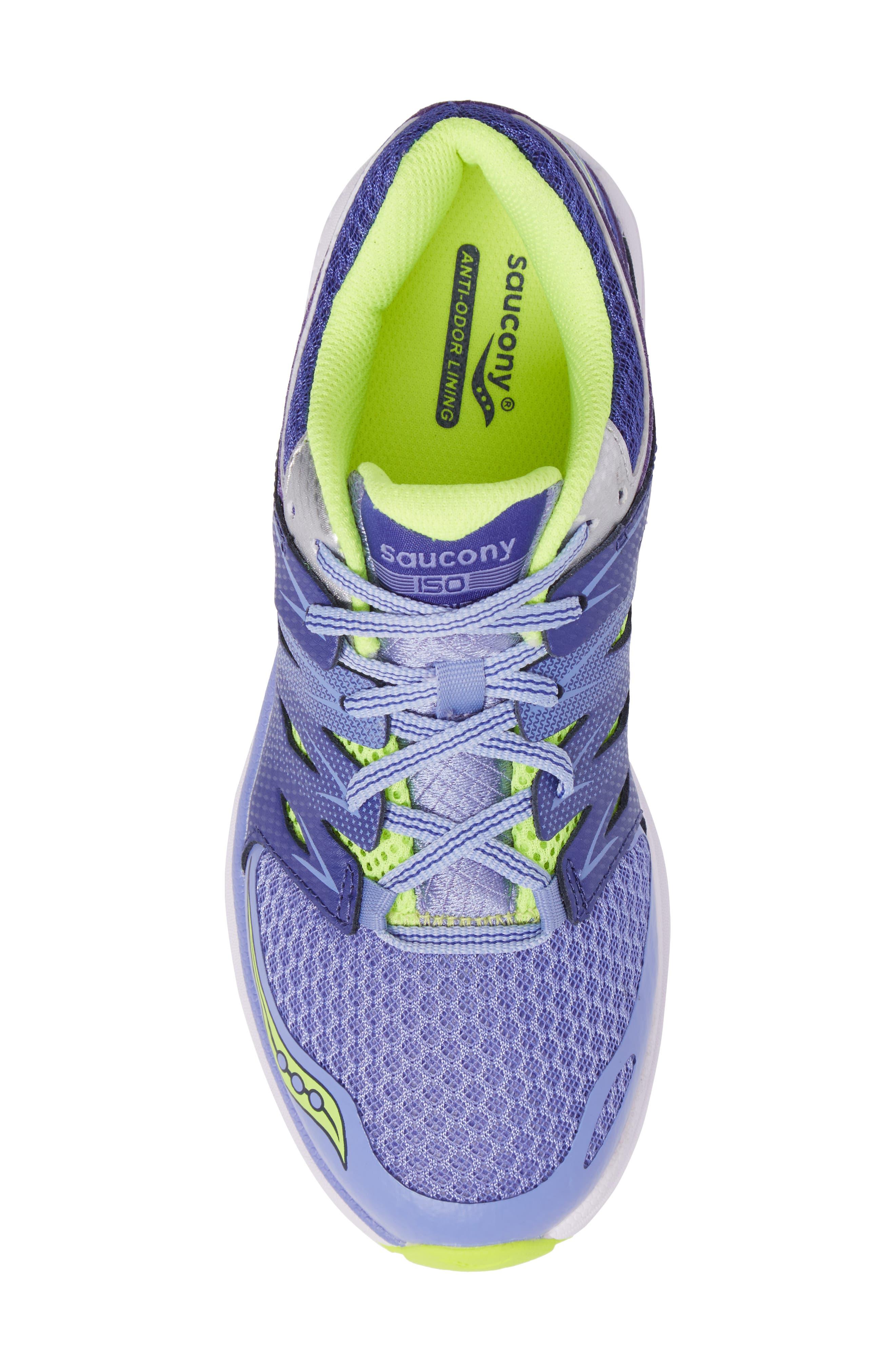 'Zealot 2' Athletic Shoe,                             Alternate thumbnail 5, color,                             Purple/ Blue