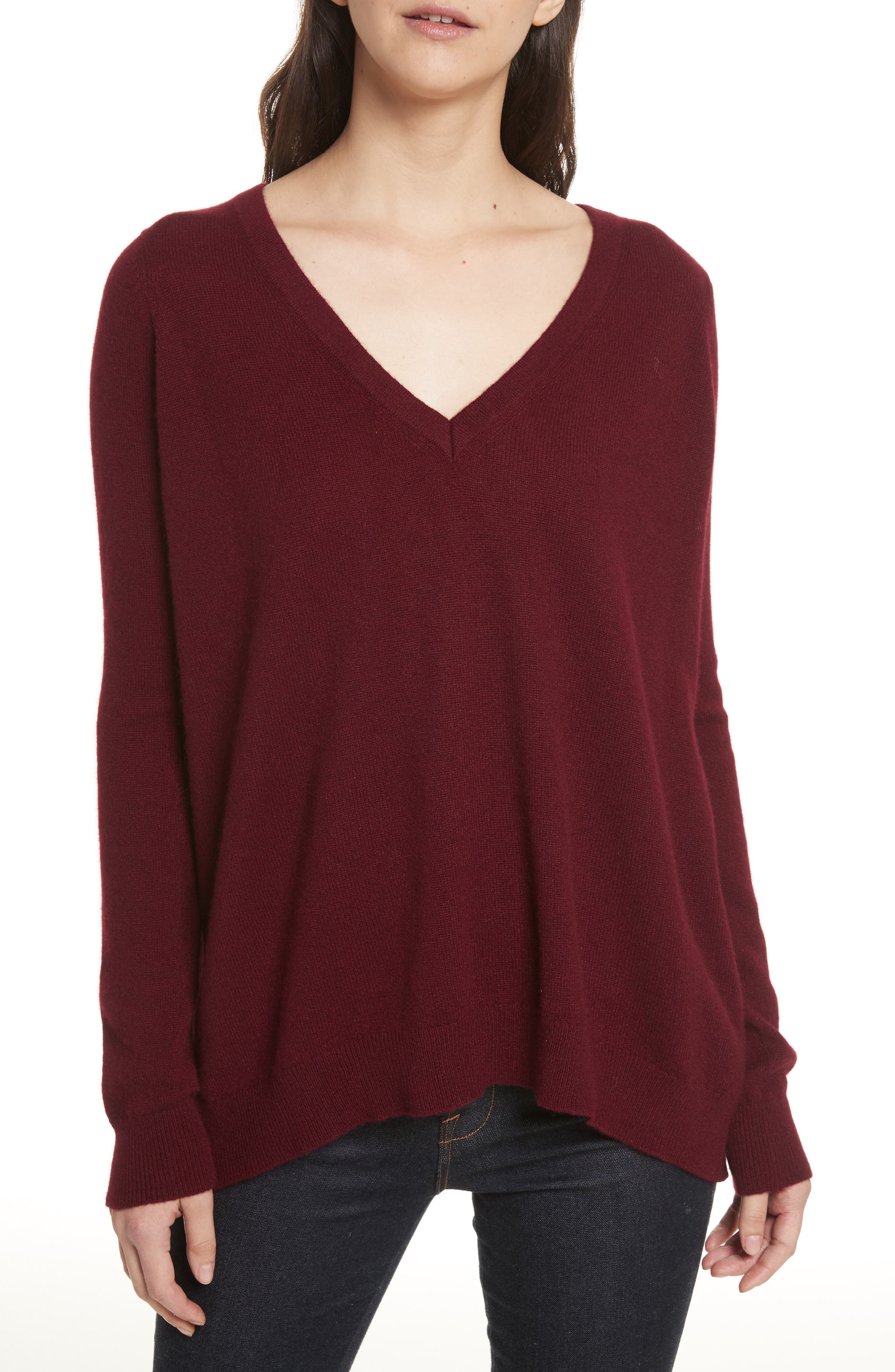 Alternate Image 1 Selected - Rebecca Minkoff Danielle Cashmere Sweater