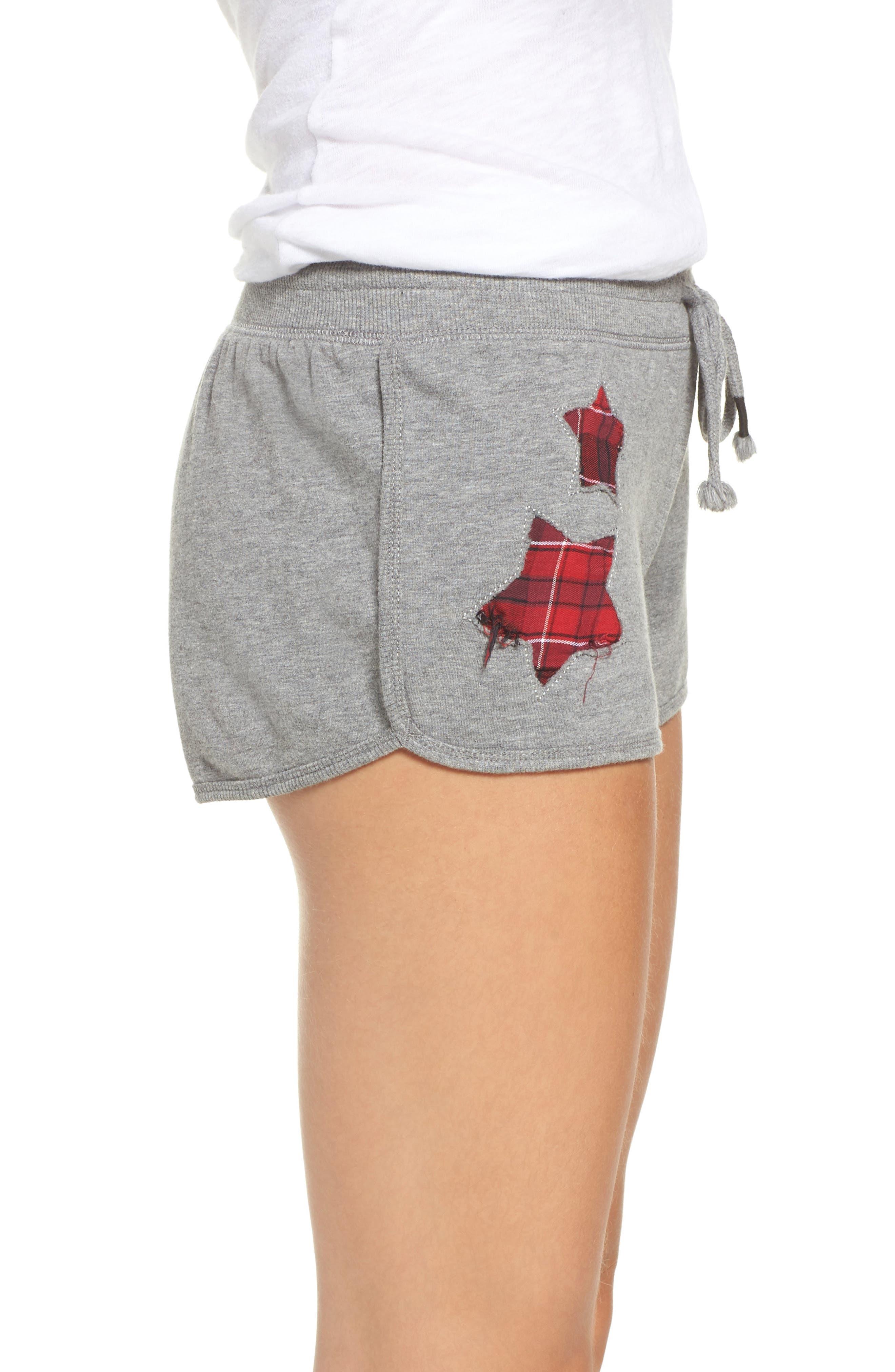 Alternate Image 3  - COZY ZOE Lounge Shorts
