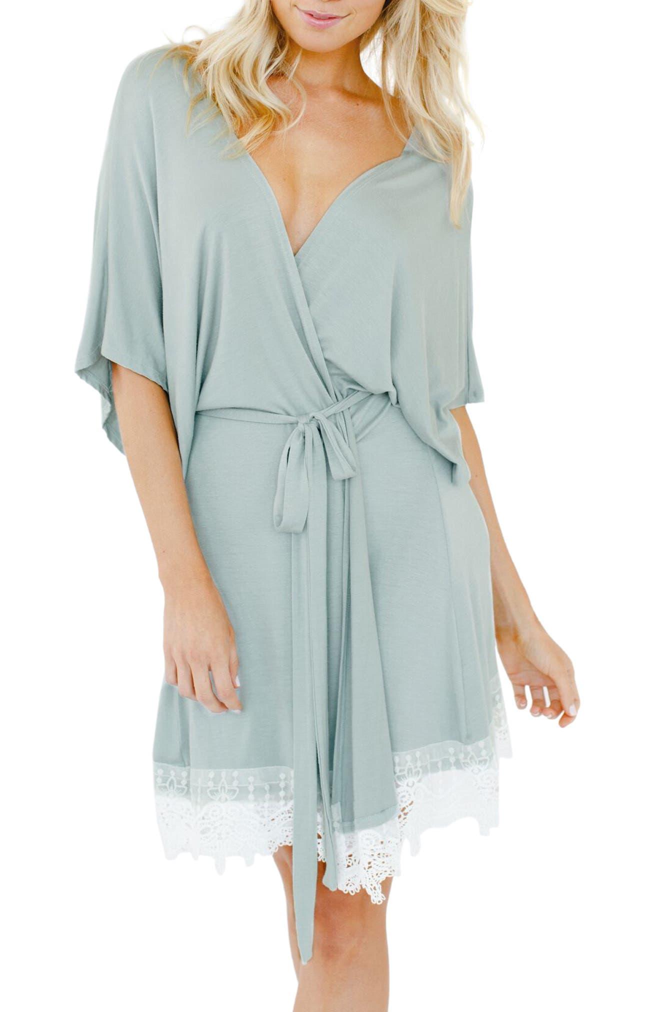 Sweetheart Robe,                         Main,                         color, Lovely