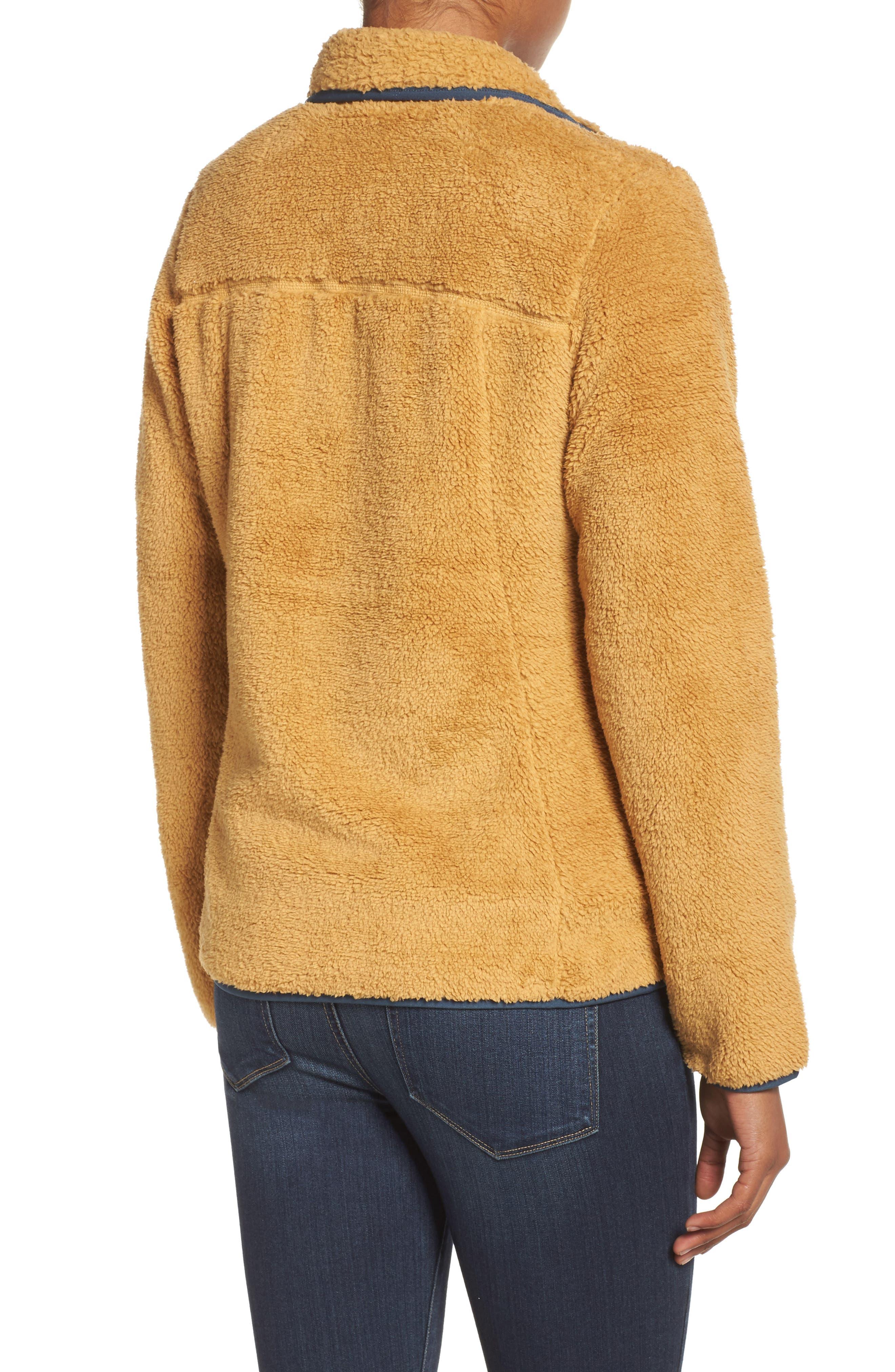 Campshire Zip Jacket,                             Alternate thumbnail 2, color,                             Biscuit Tan