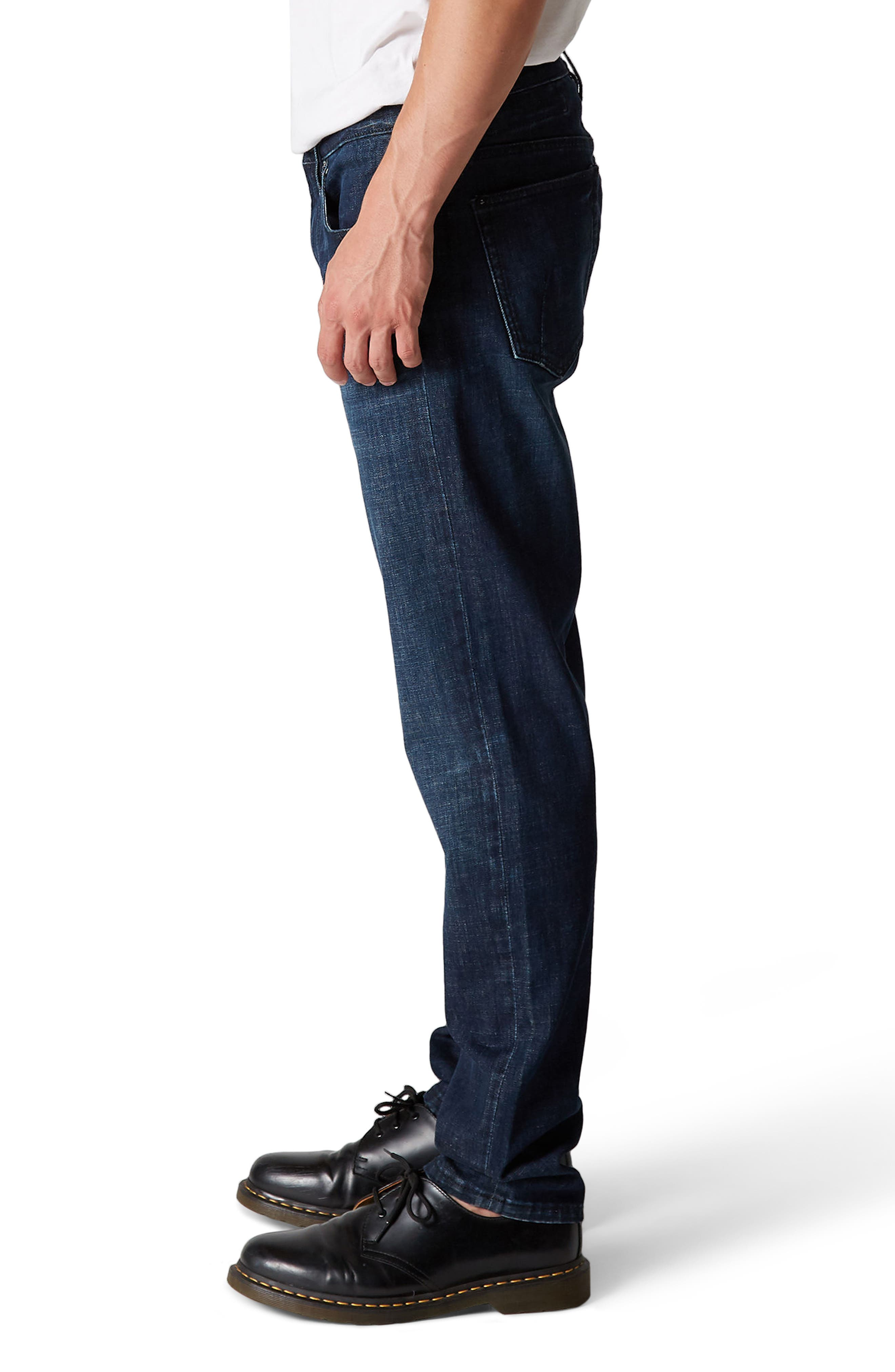 Wooster Slim Fit Jeans,                             Alternate thumbnail 3, color,                             Ten Strikes