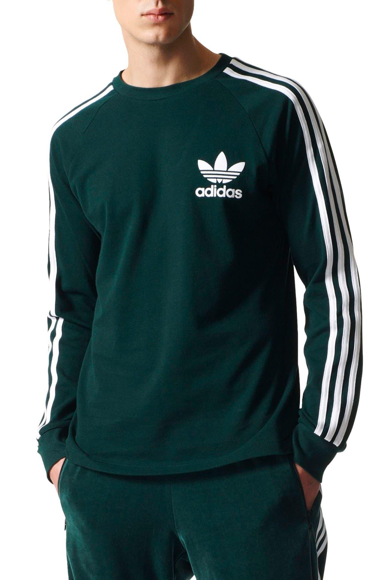 adidas 3-Stripe Piqué T-Shirt
