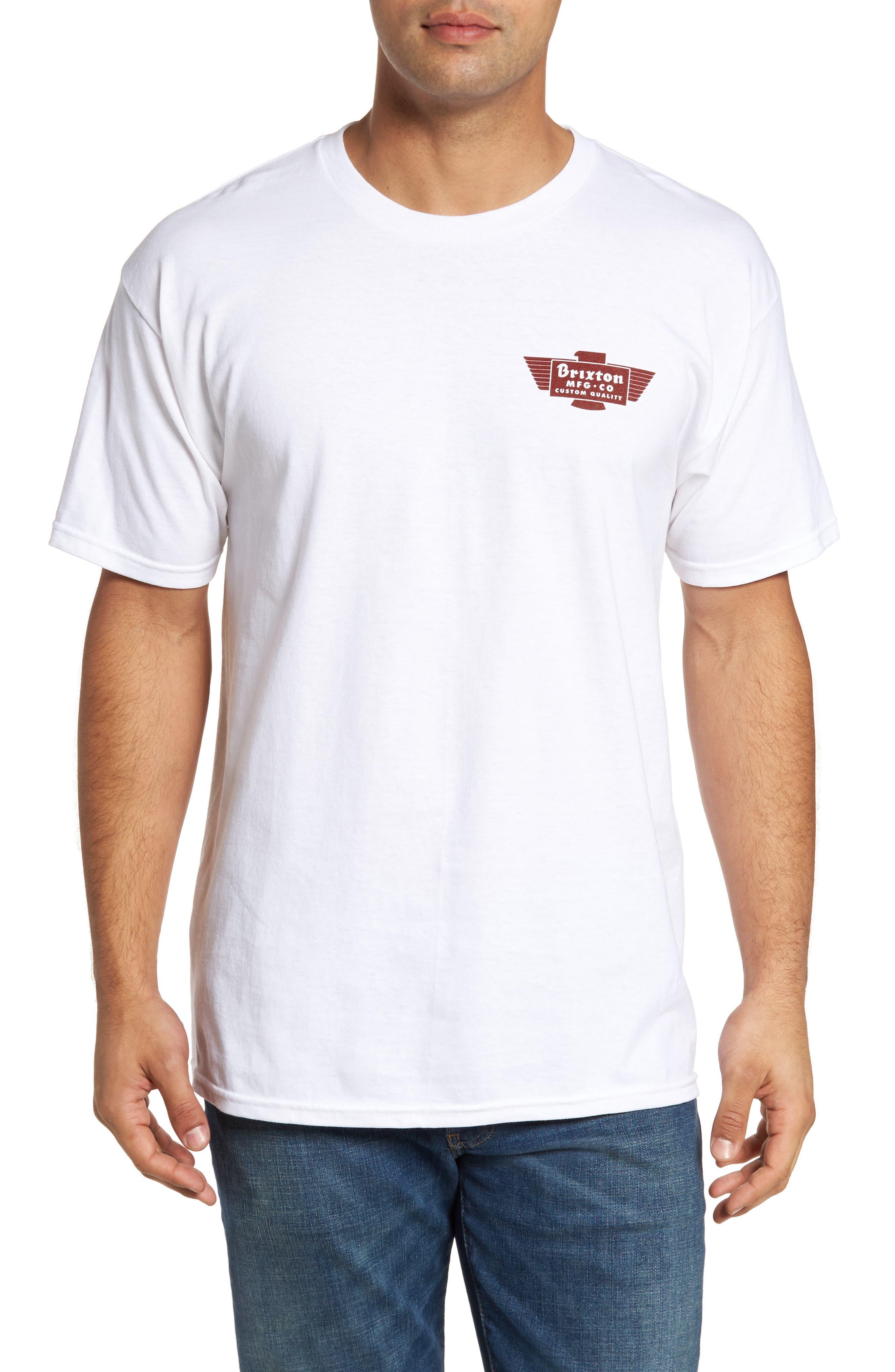 Brixton Cylinder Standard T-Shirt