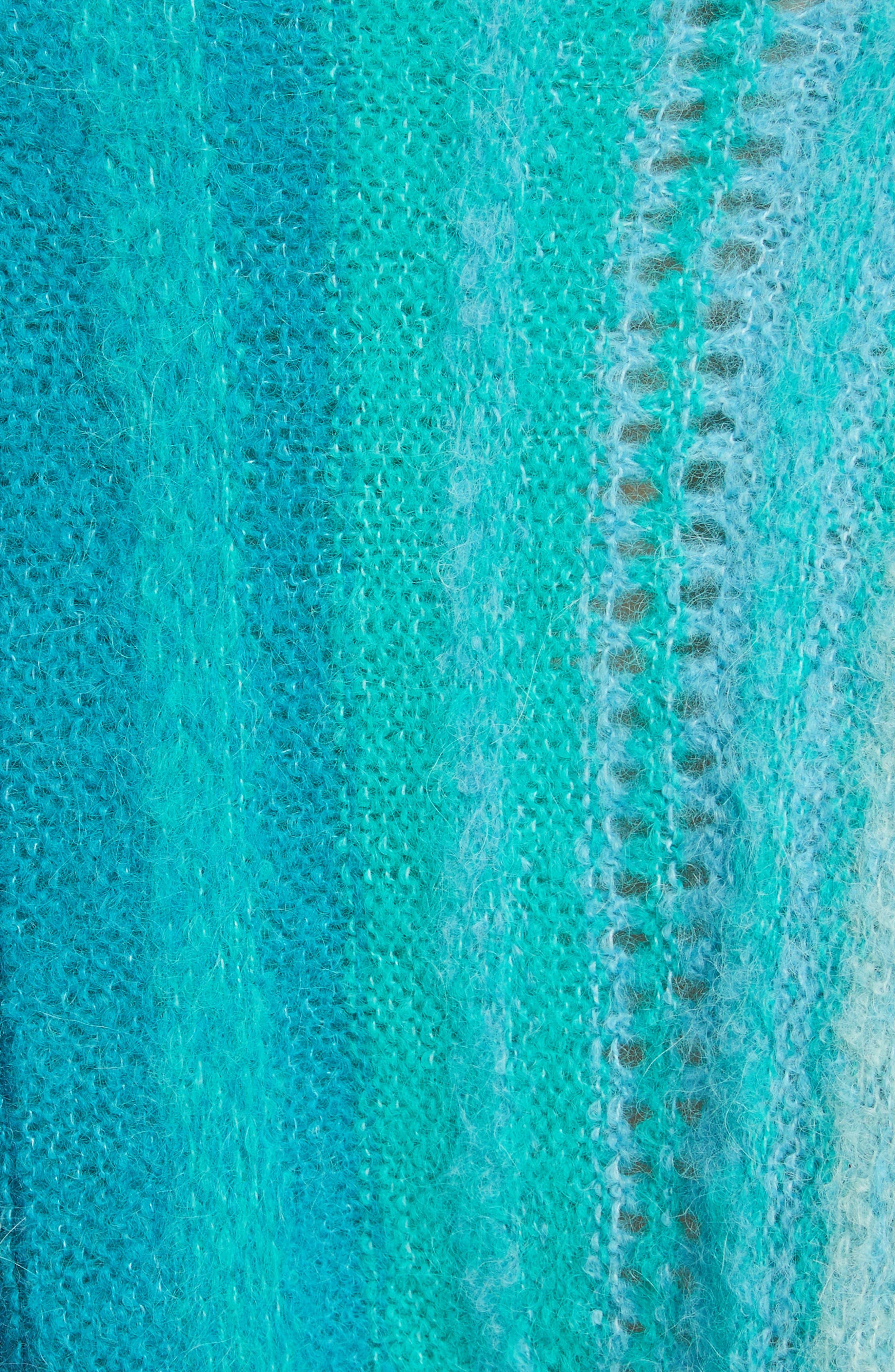 Cloud Kicker Sweater,                             Alternate thumbnail 5, color,                             Blue Combo