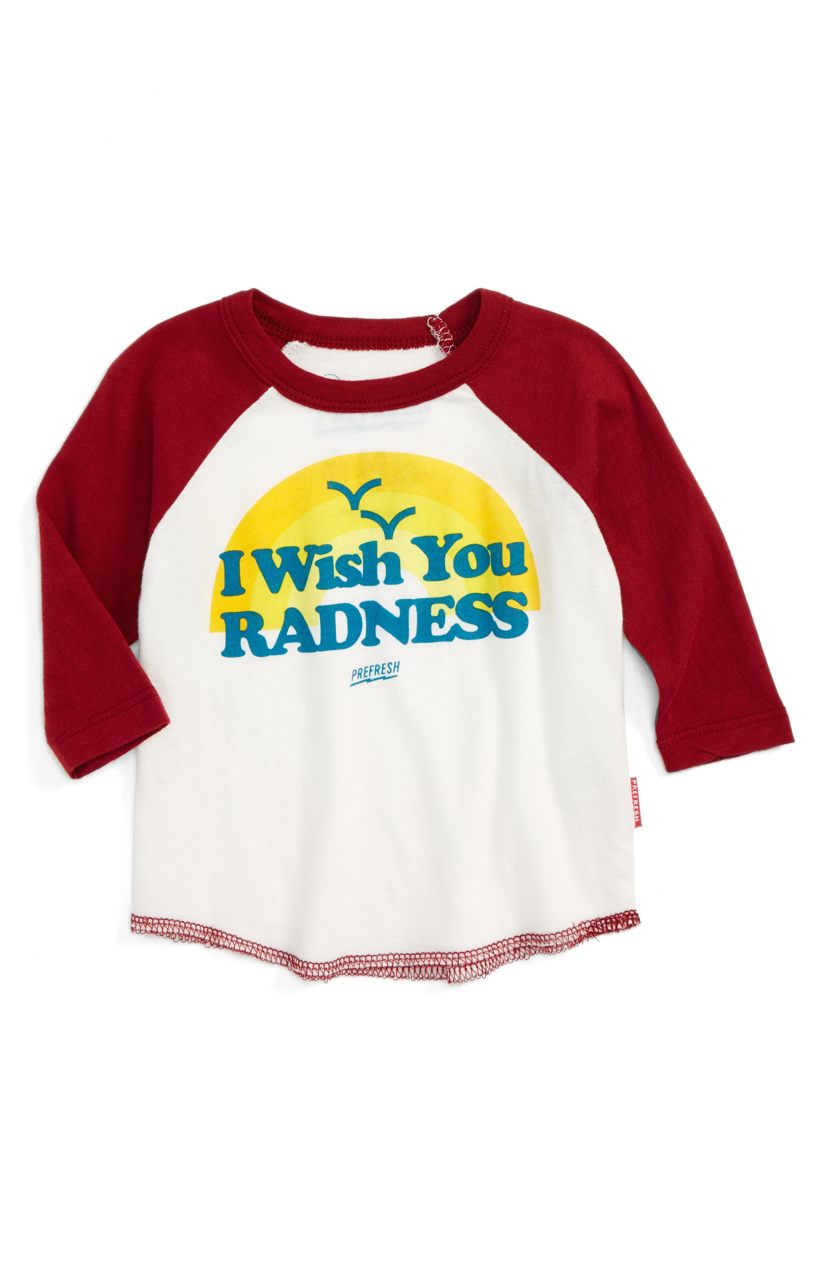 Prefresh I Wish You Radness Graphic T-Shirt (Baby Boys)