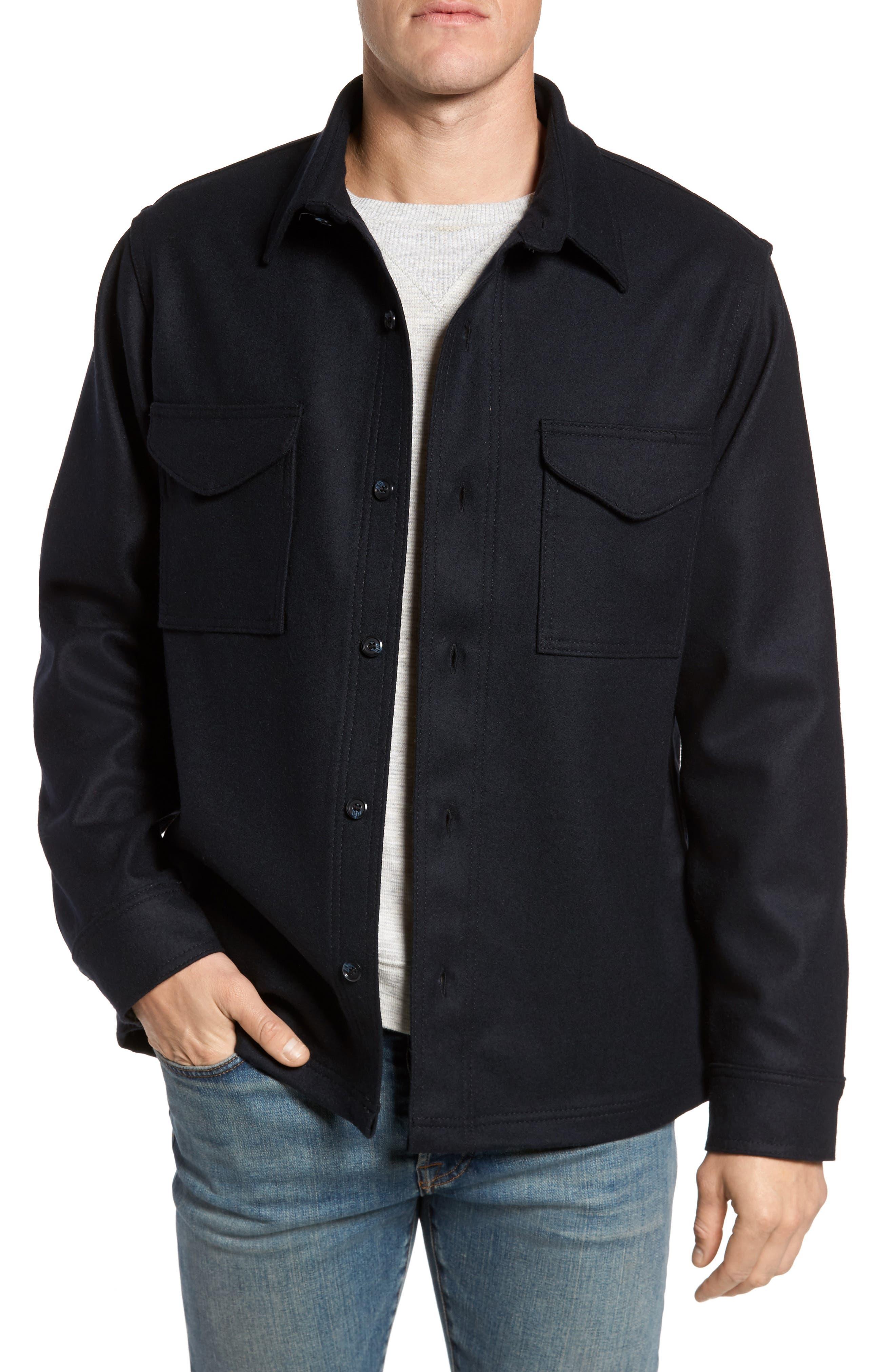 Filson Jac-Shirt Wool Jacket