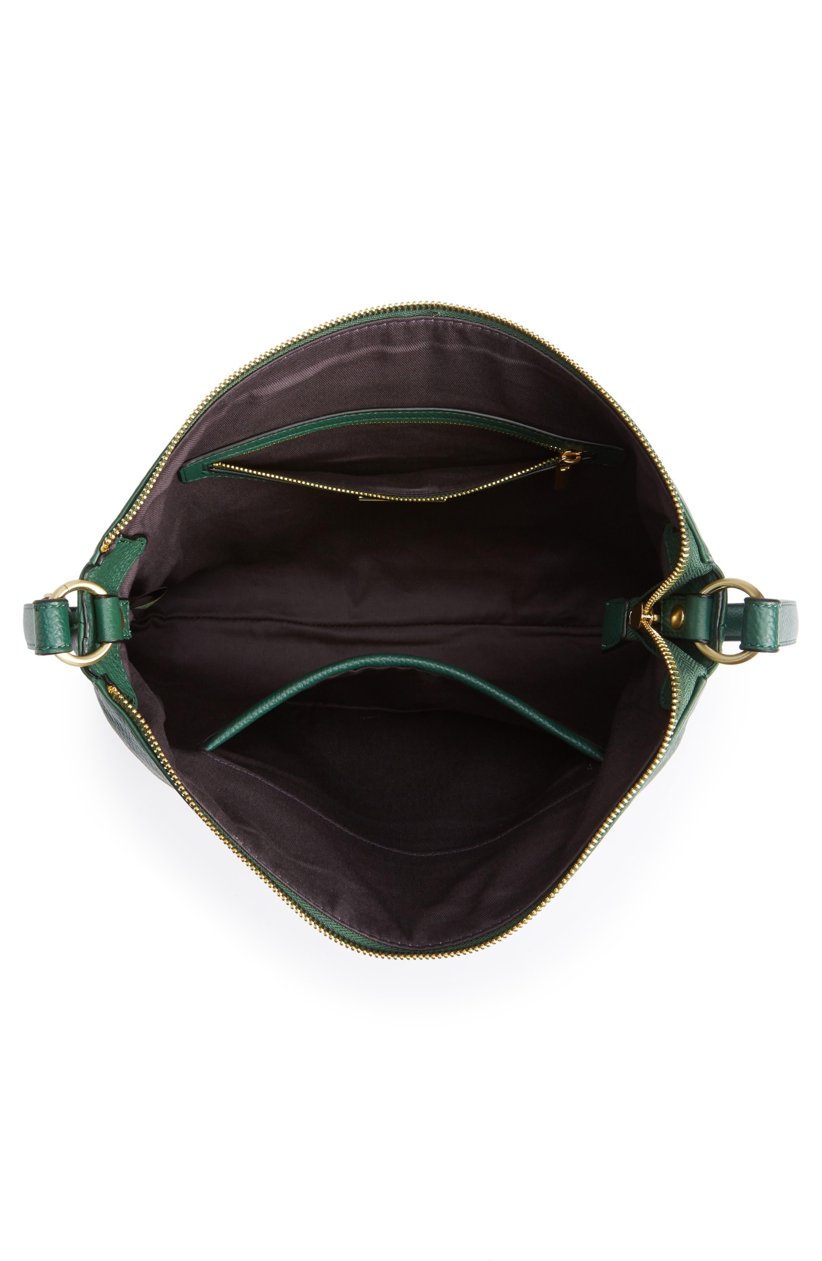 Alternate Image 3  - Sam Edelman Raelyn Leather Shoulder Bag