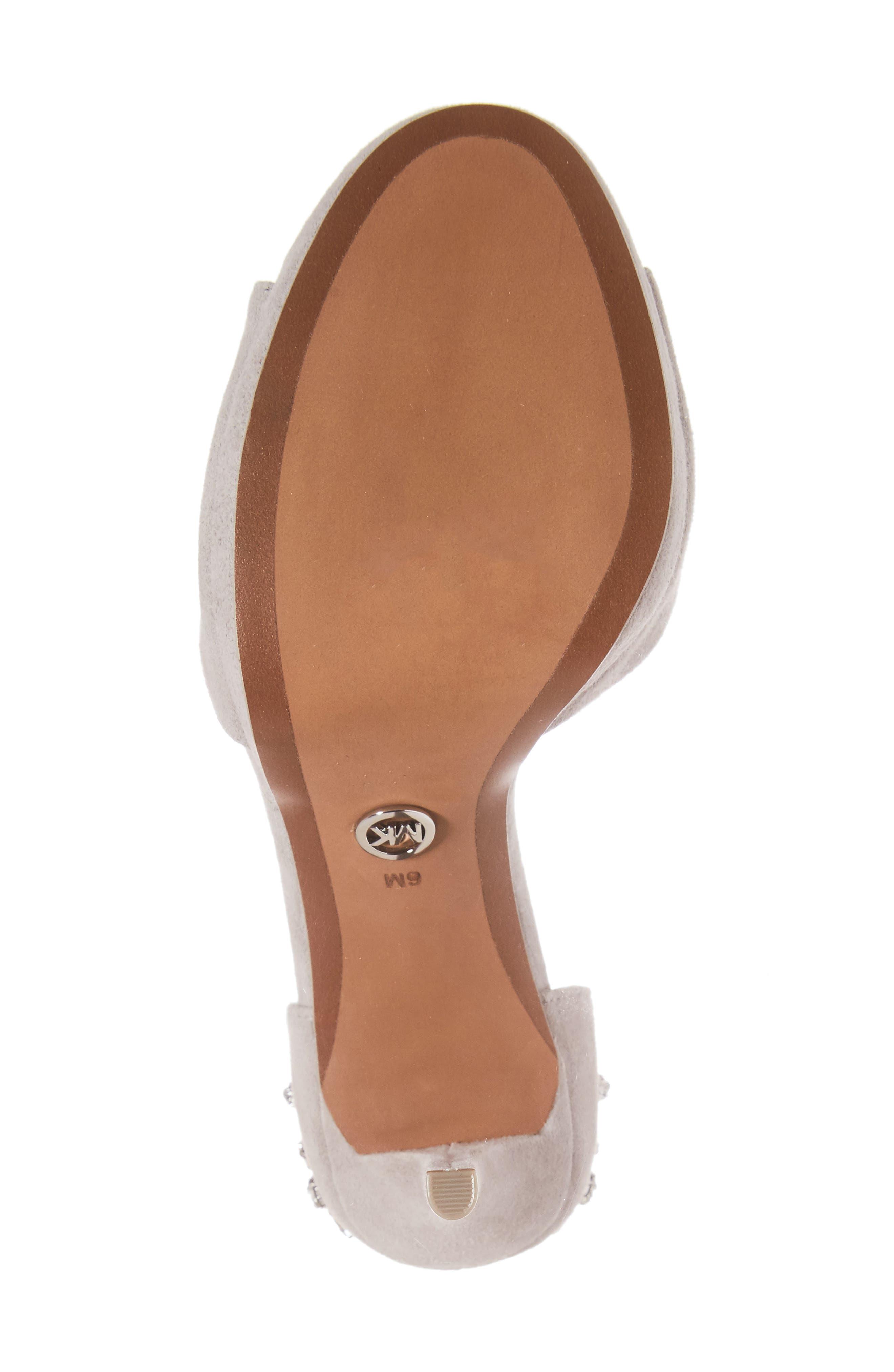 Alternate Image 6  - MICHAEL Michael Kors Patti Platform Sandal (Women)