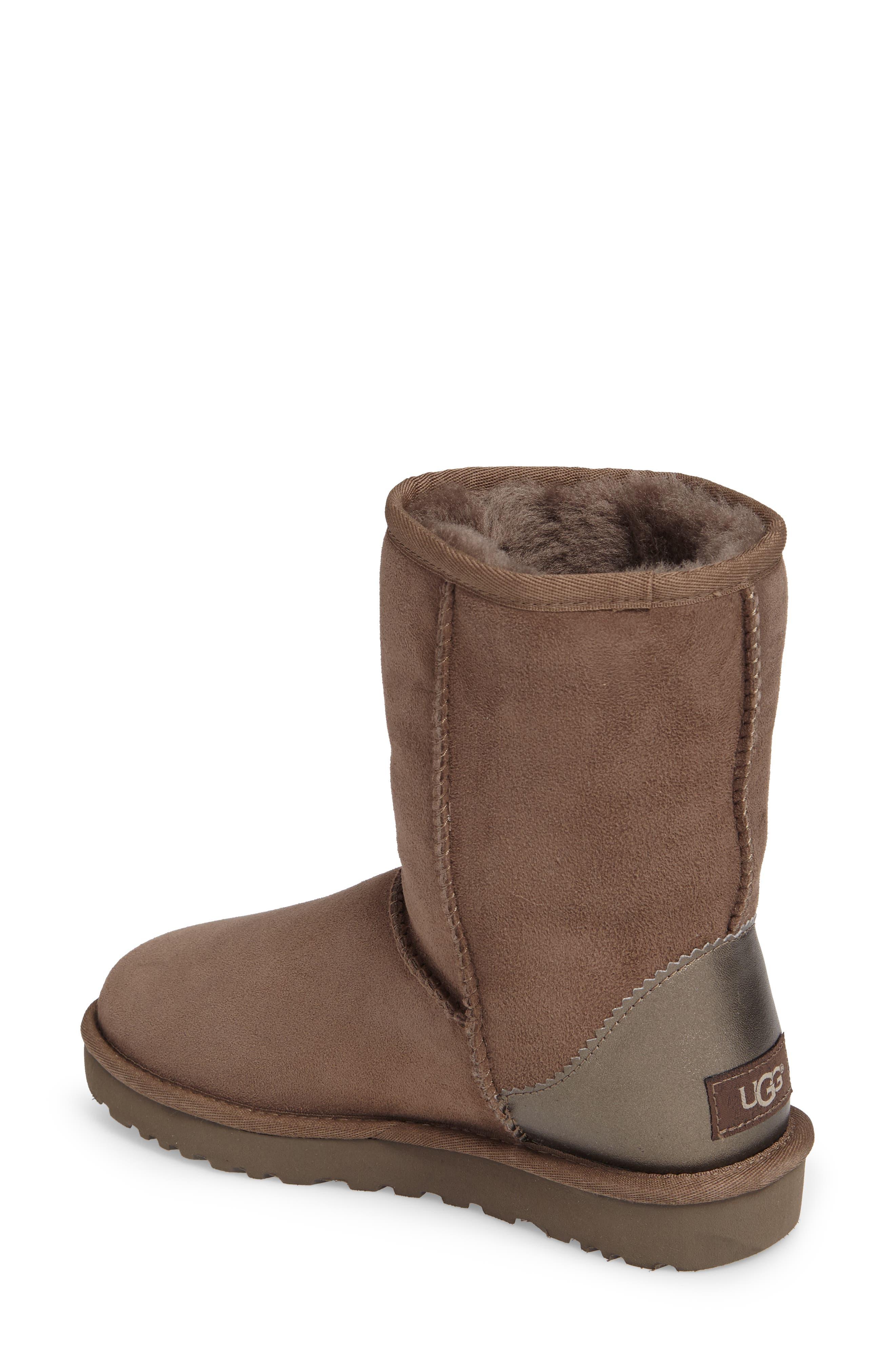 Alternate Image 2  - UGG® Classic II Short Boot (Women)