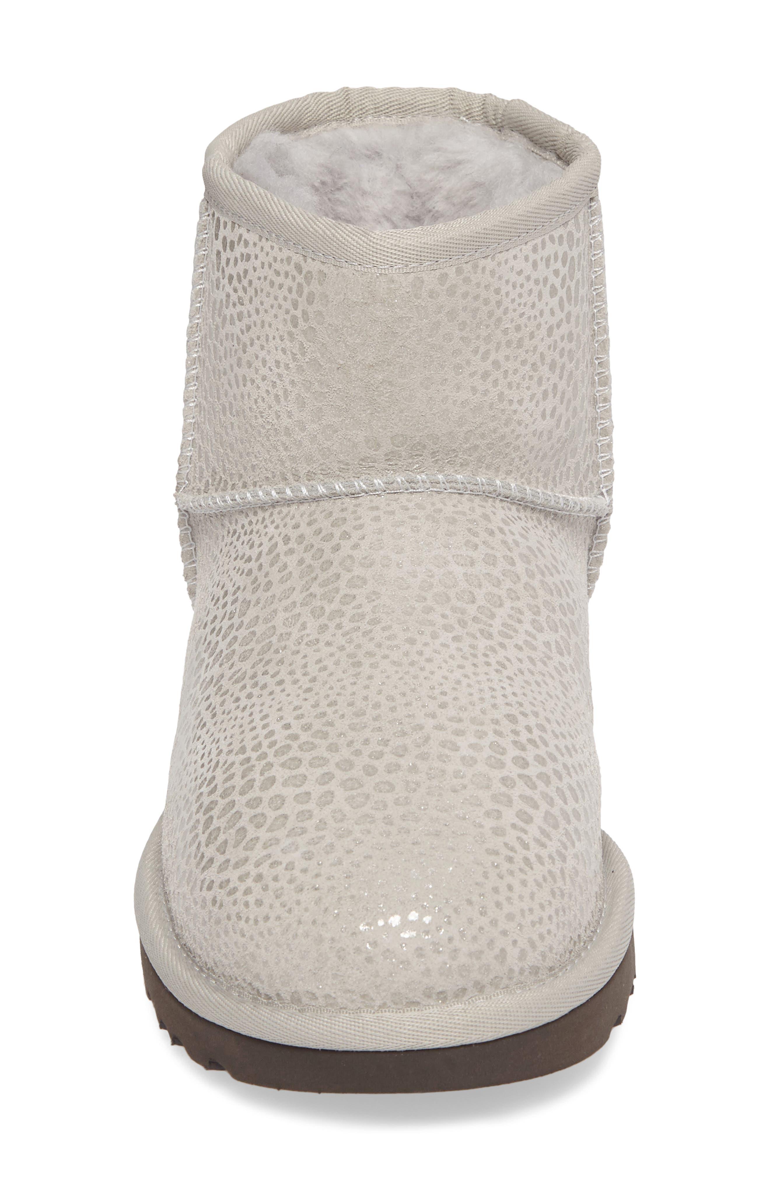 Alternate Image 4  - UGG® Mini Glitzy Boot (Women)